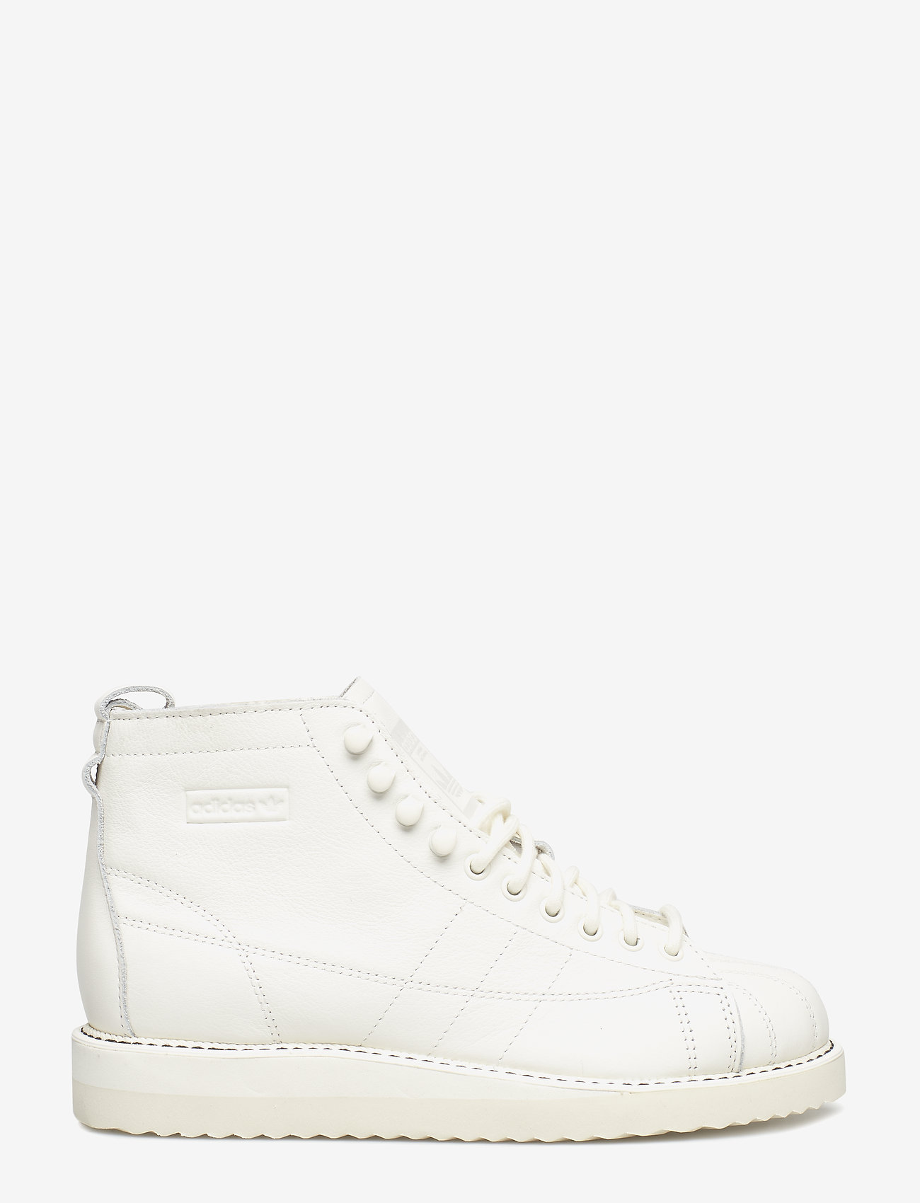 adidas Originals - Superstar Boot W - high top sneakers - clowhi/clowhi/owhite