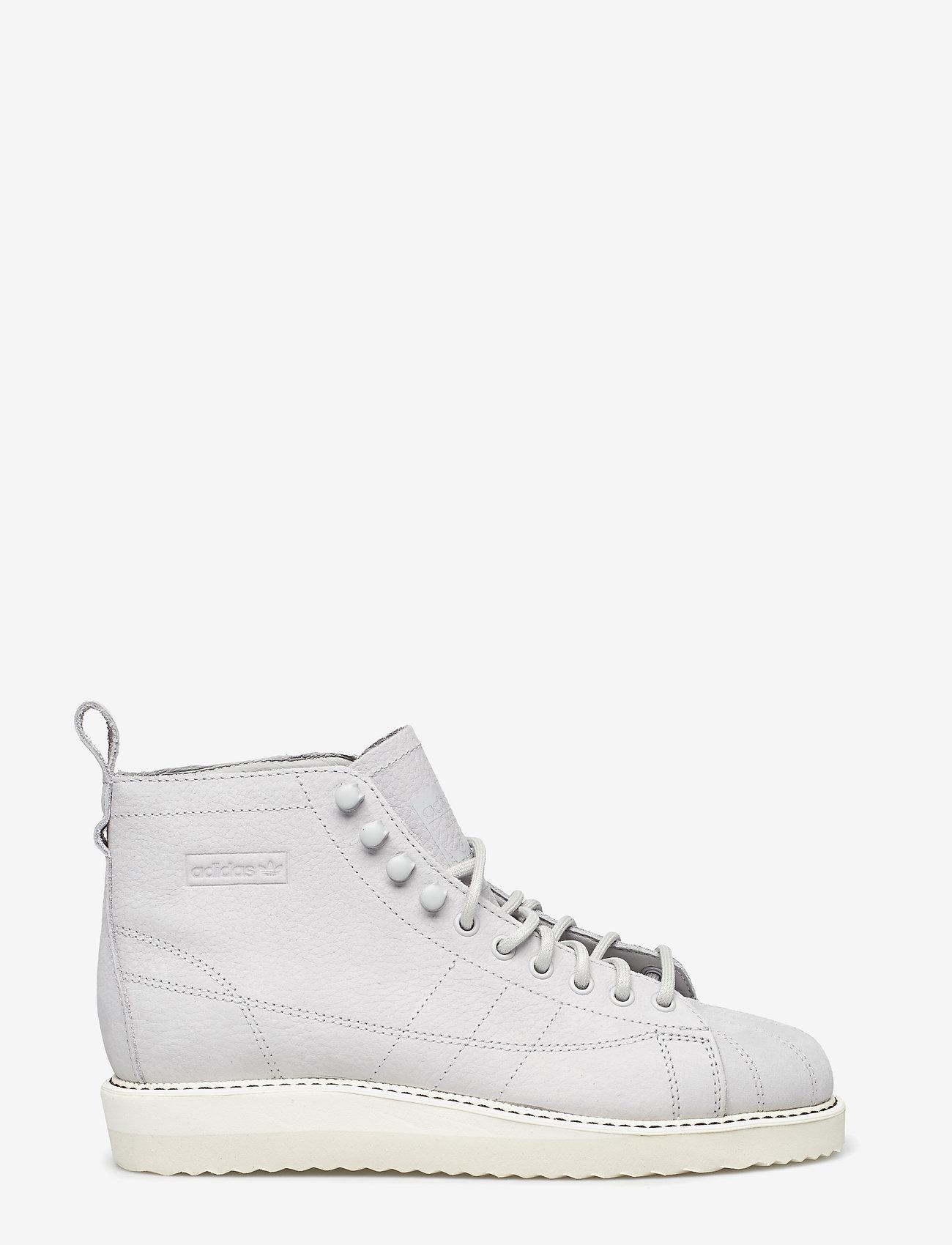 adidas Originals - Superstar Boot W - talon bas - gretwo/gretwo/owhite