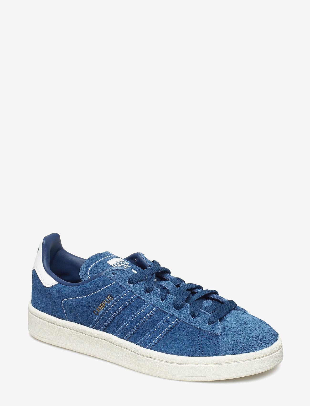 adidas Originals - CAMPUS - baskets basses - blunit/blunit/crywht