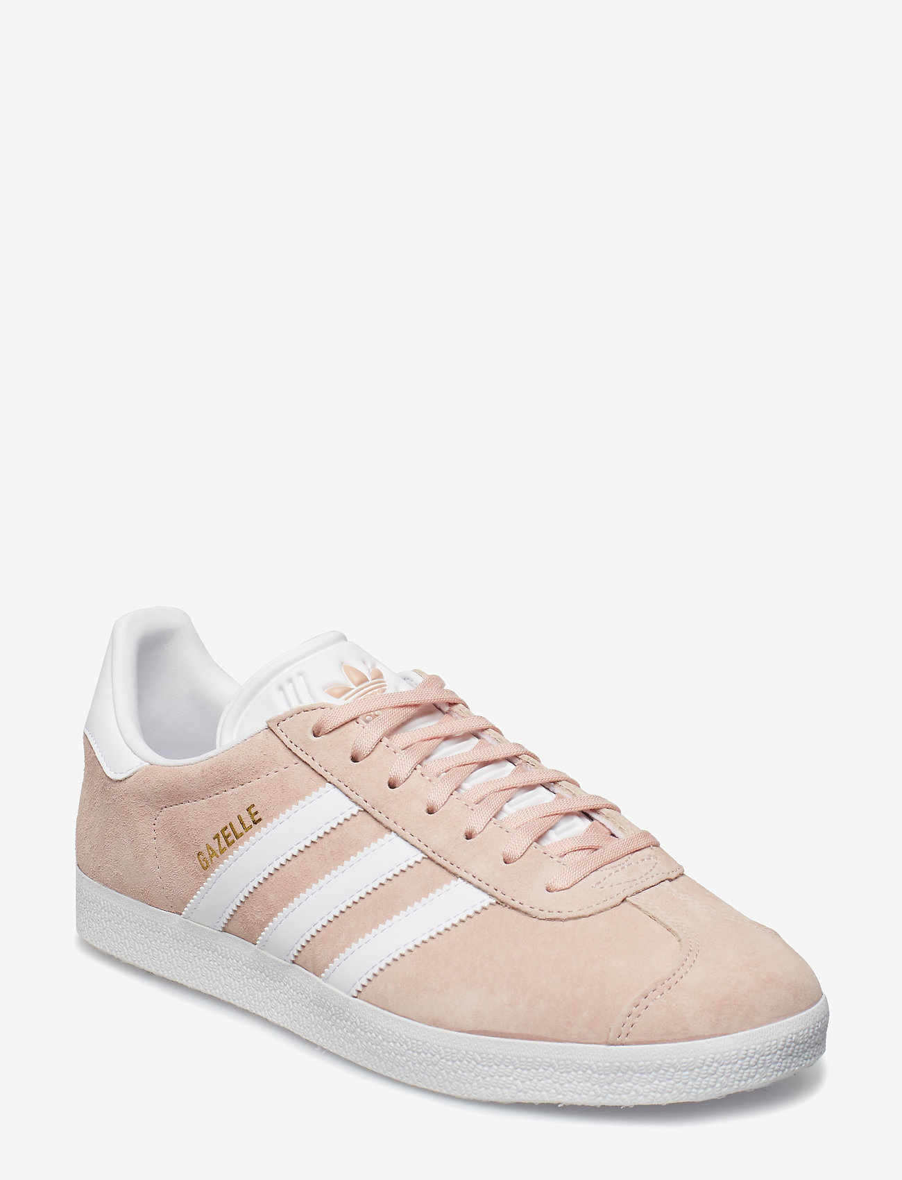 adidas Originals - Gazelle - lav ankel - vappnk/white/goldmt - 0