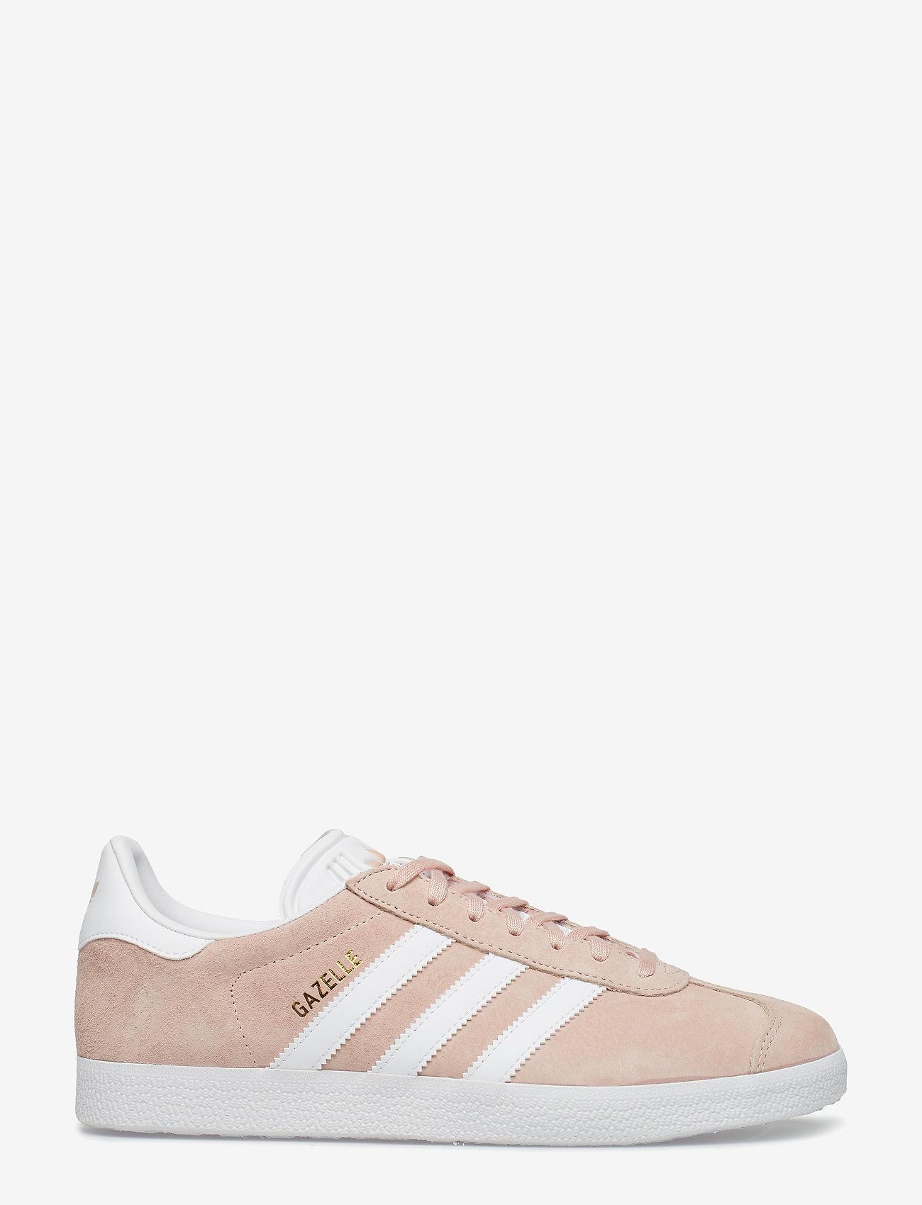 adidas Originals - Gazelle - lav ankel - vappnk/white/goldmt - 1