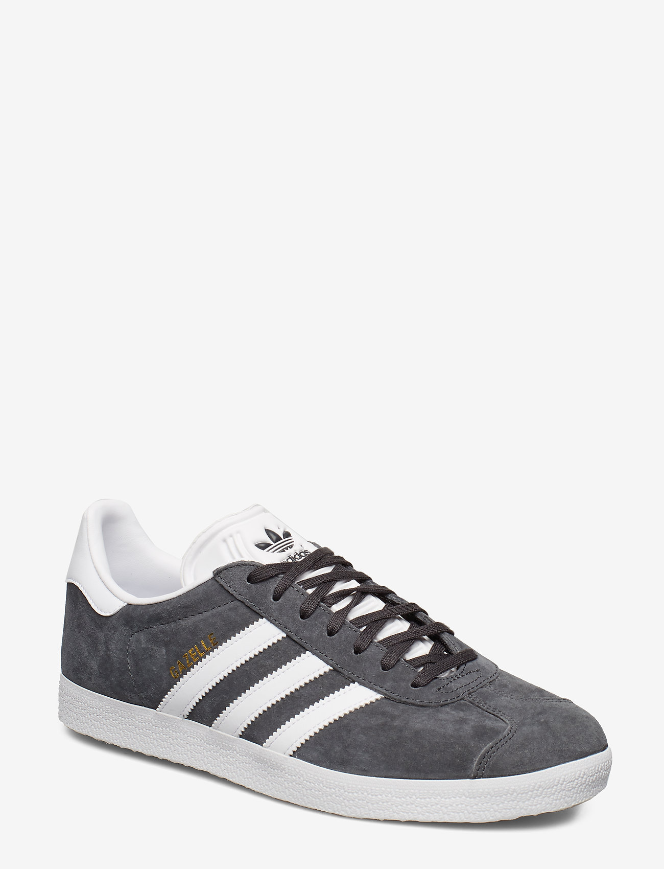 adidas Originals - Gazelle - lav ankel - dgsogr/white/goldmt - 0