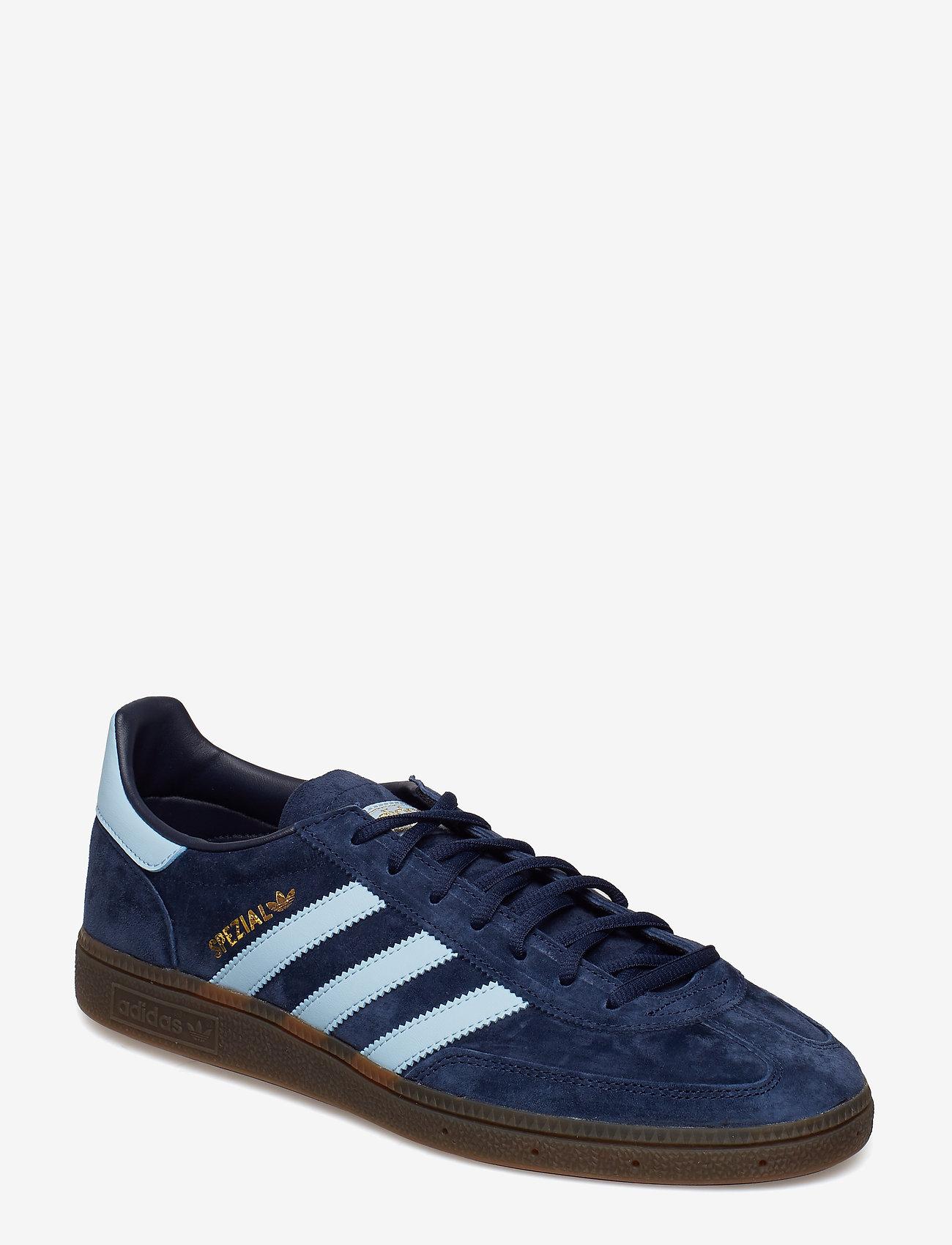 adidas Originals - Handball Spezial - lav ankel - conavy/clesky/gum5 - 0