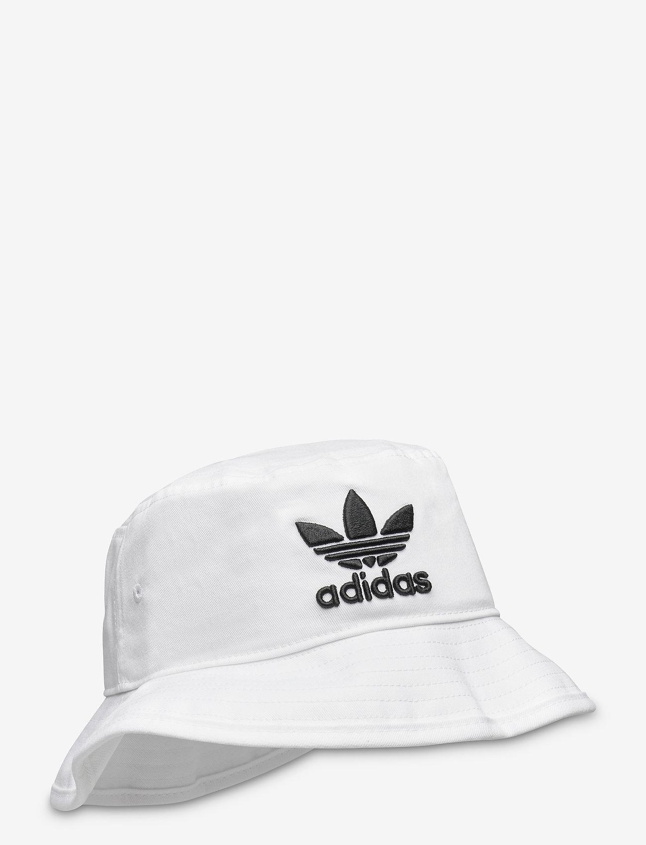 adidas Originals - BUCKET HAT AC - bucket hats - white - 0