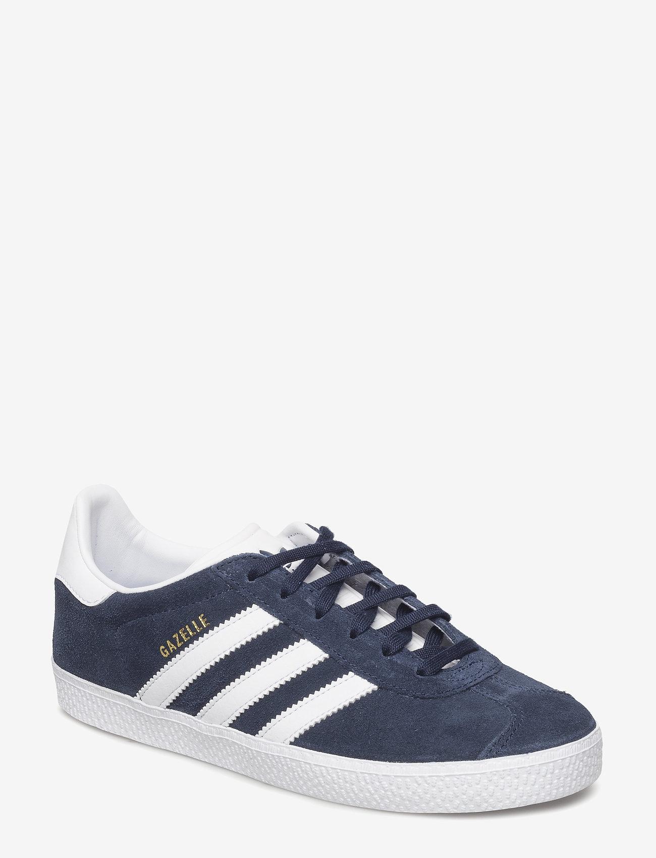 adidas Originals - Gazelle - low tops - conavy/ftwwht/ftwwht - 0
