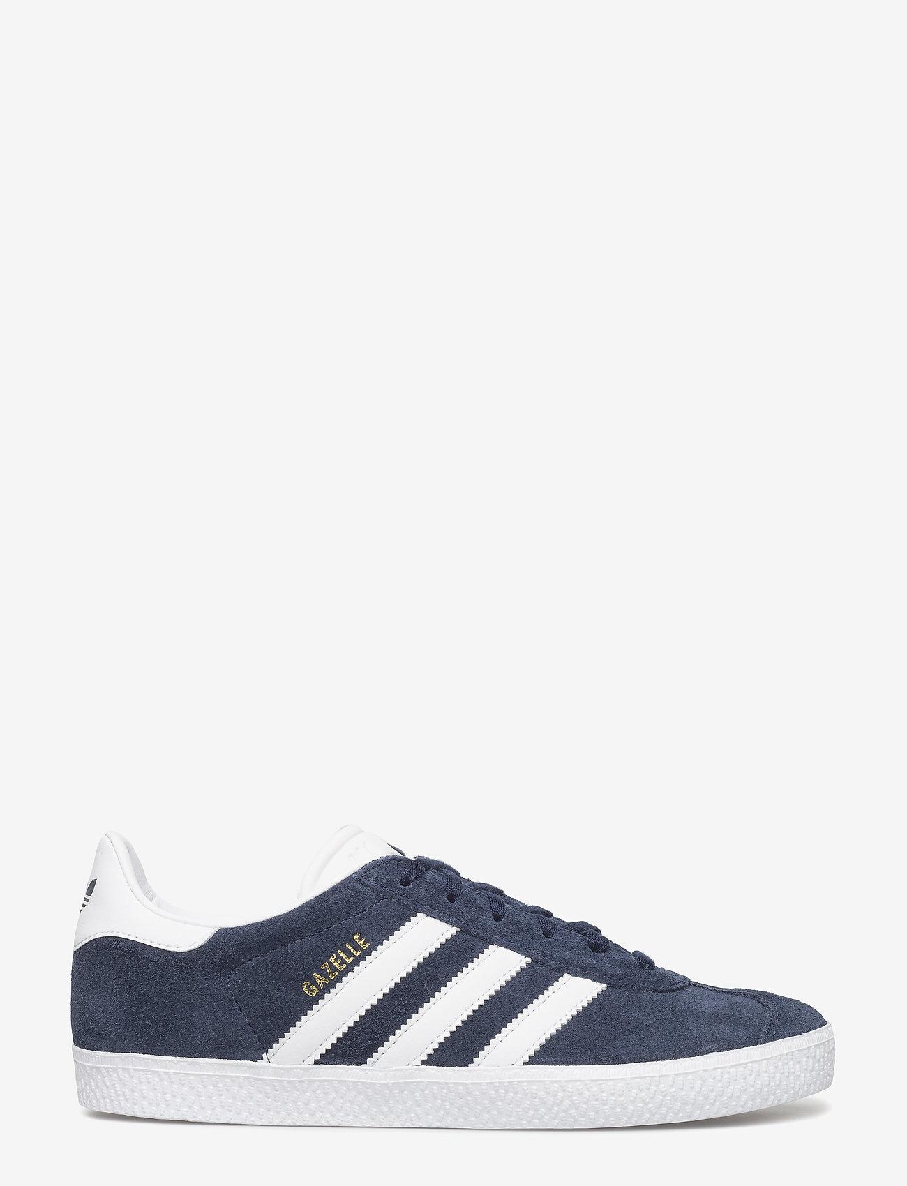 adidas Originals - Gazelle - low tops - conavy/ftwwht/ftwwht - 1
