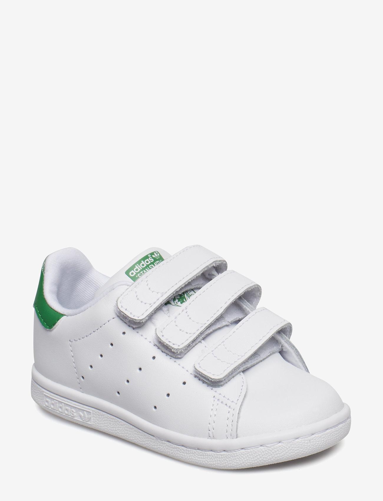 Stan Smith Cf I (Ftwwht/ftwwht/green