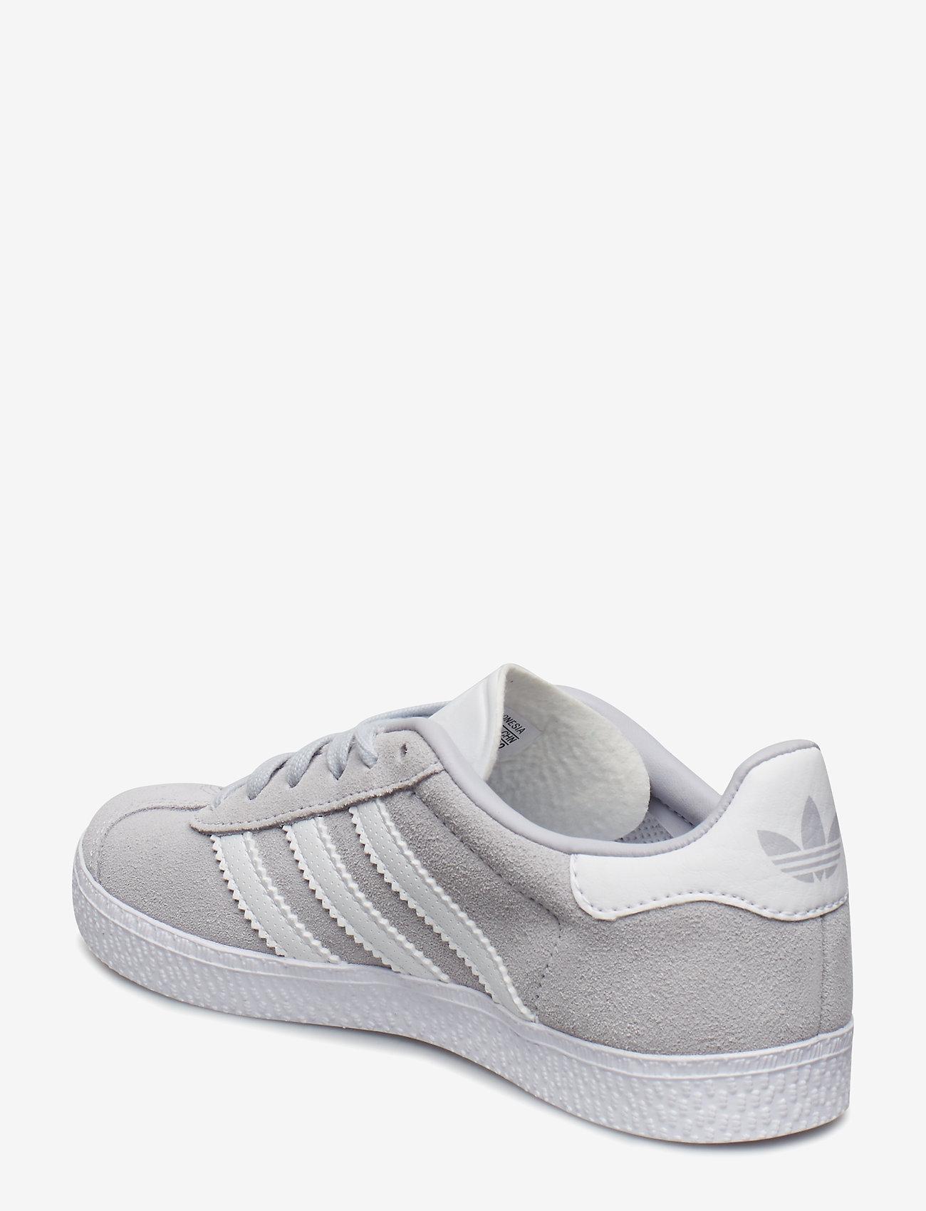 Adidas Originals Gazelle C Aerblu/ftwwht/ftwwht