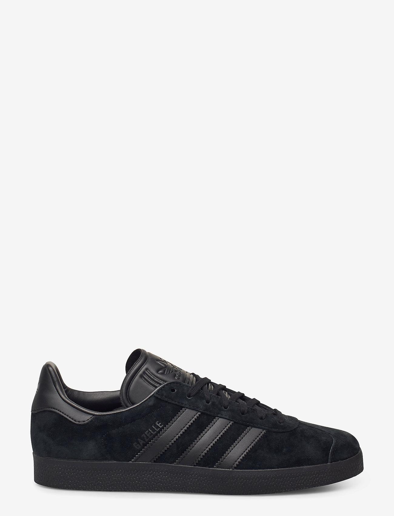 adidas Originals - Gazelle - lav ankel - cblack/cblack/cblack - 1