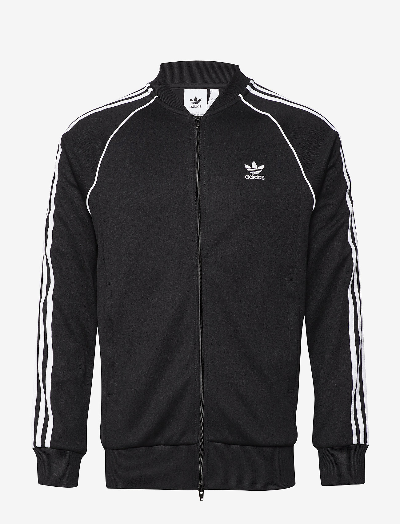 adidas Originals - SST TT - track jackets - black - 1