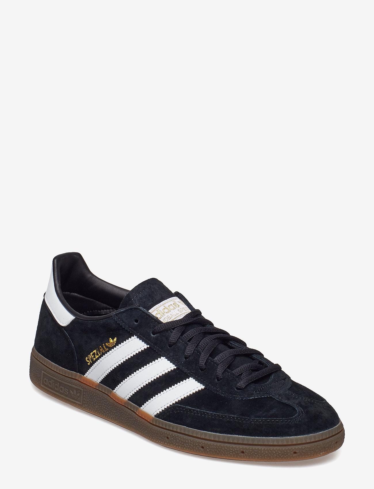 adidas Originals - Handball Spezial - lav ankel - cblack/ftwwht/gum5 - 0