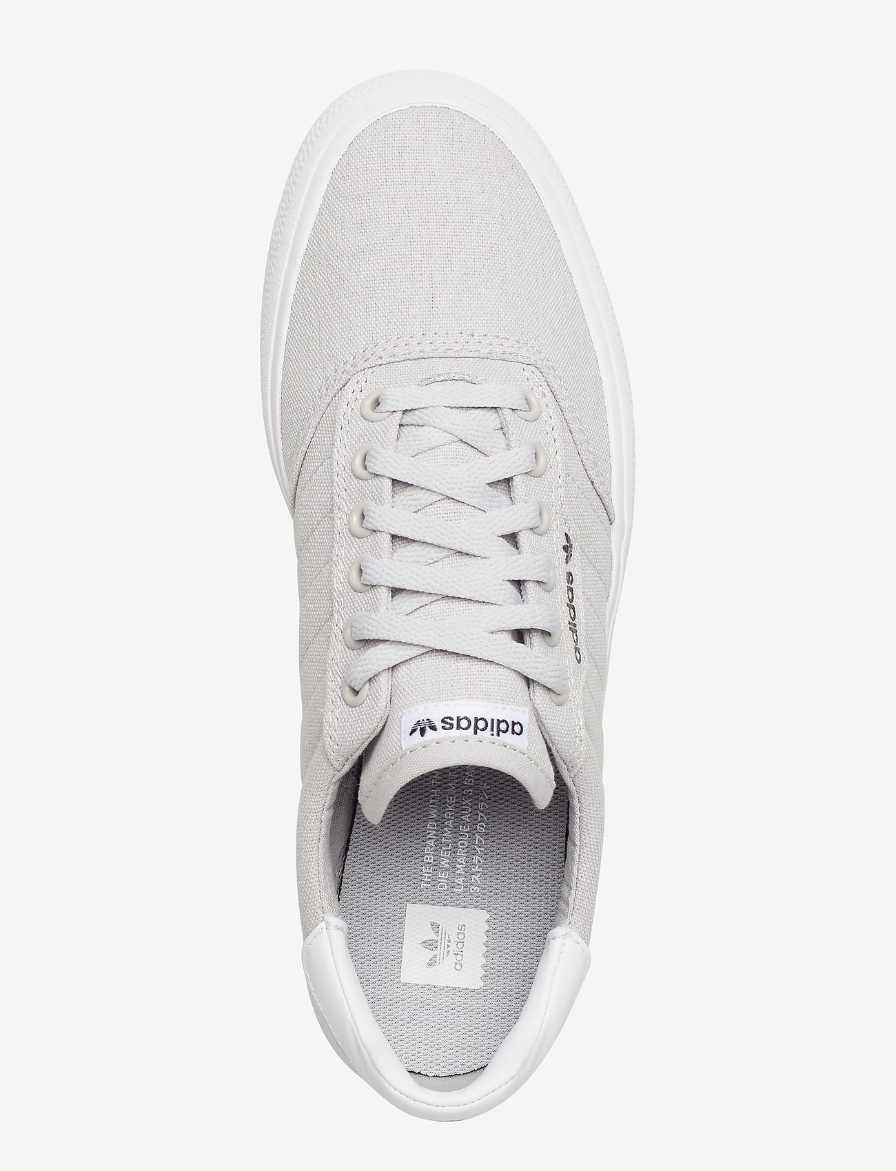 Adidas Originals 3mc - Sneakers Lgsogr/lgsogr/ftwwht