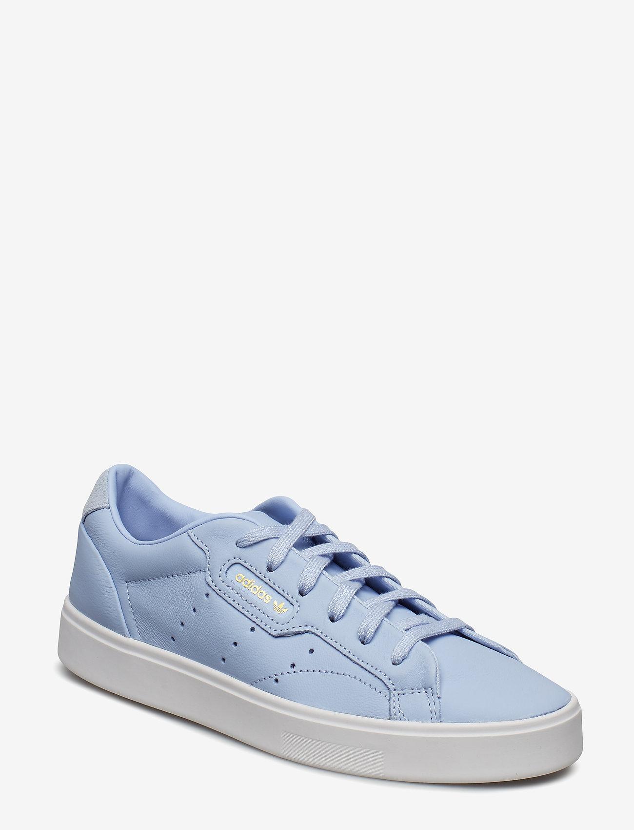 adidas Originals adidas SLEEK W - Sneaker PERIWI/PERIWI/CRYWHT - Schuhe Billige