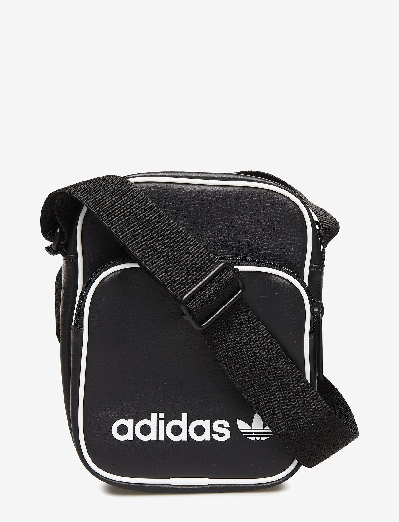 adidas Originals - MINI BAG VINT - gender neutral - black