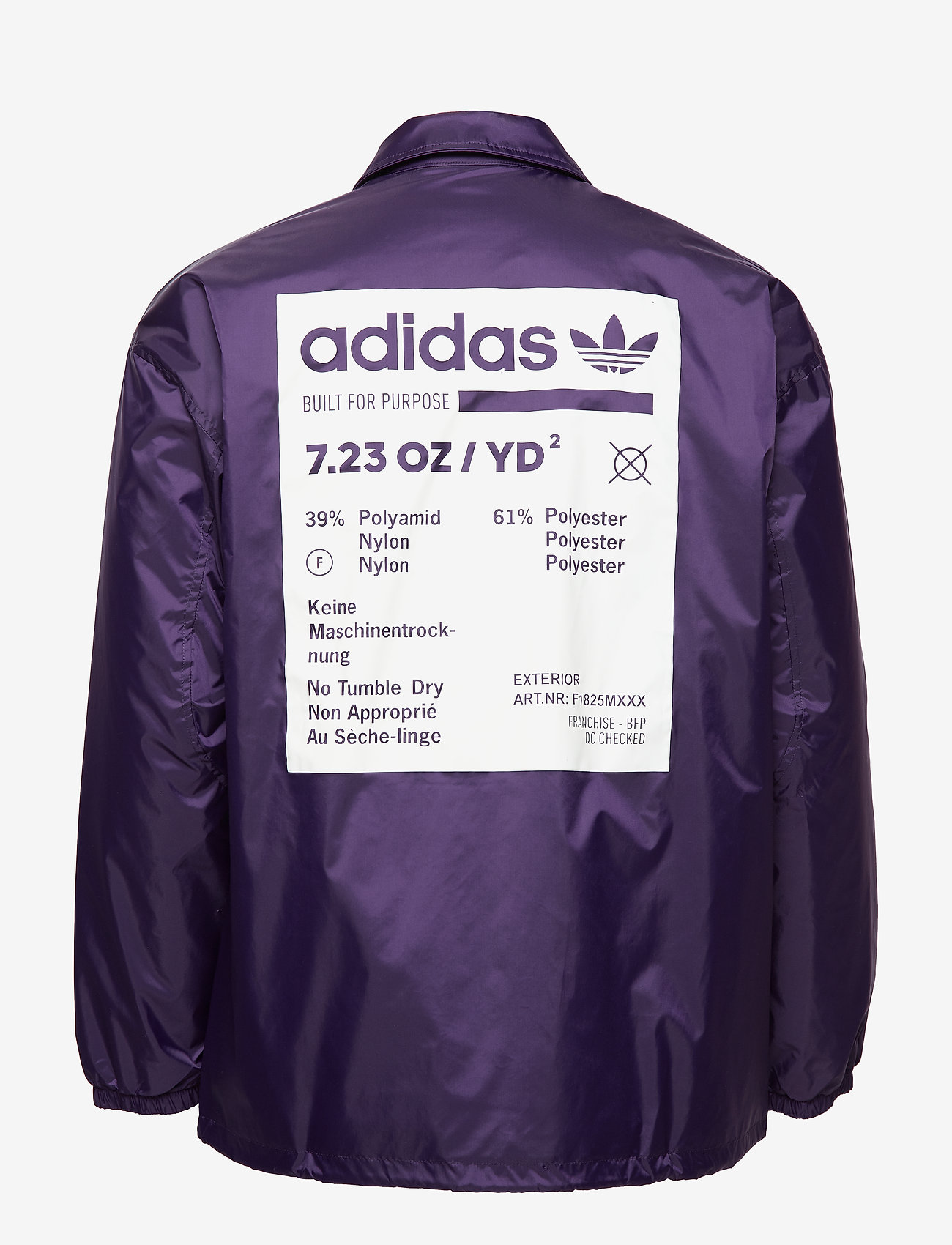 adidas Originals - KAVAL JACKET - sports jackets - drkvio/clowhi