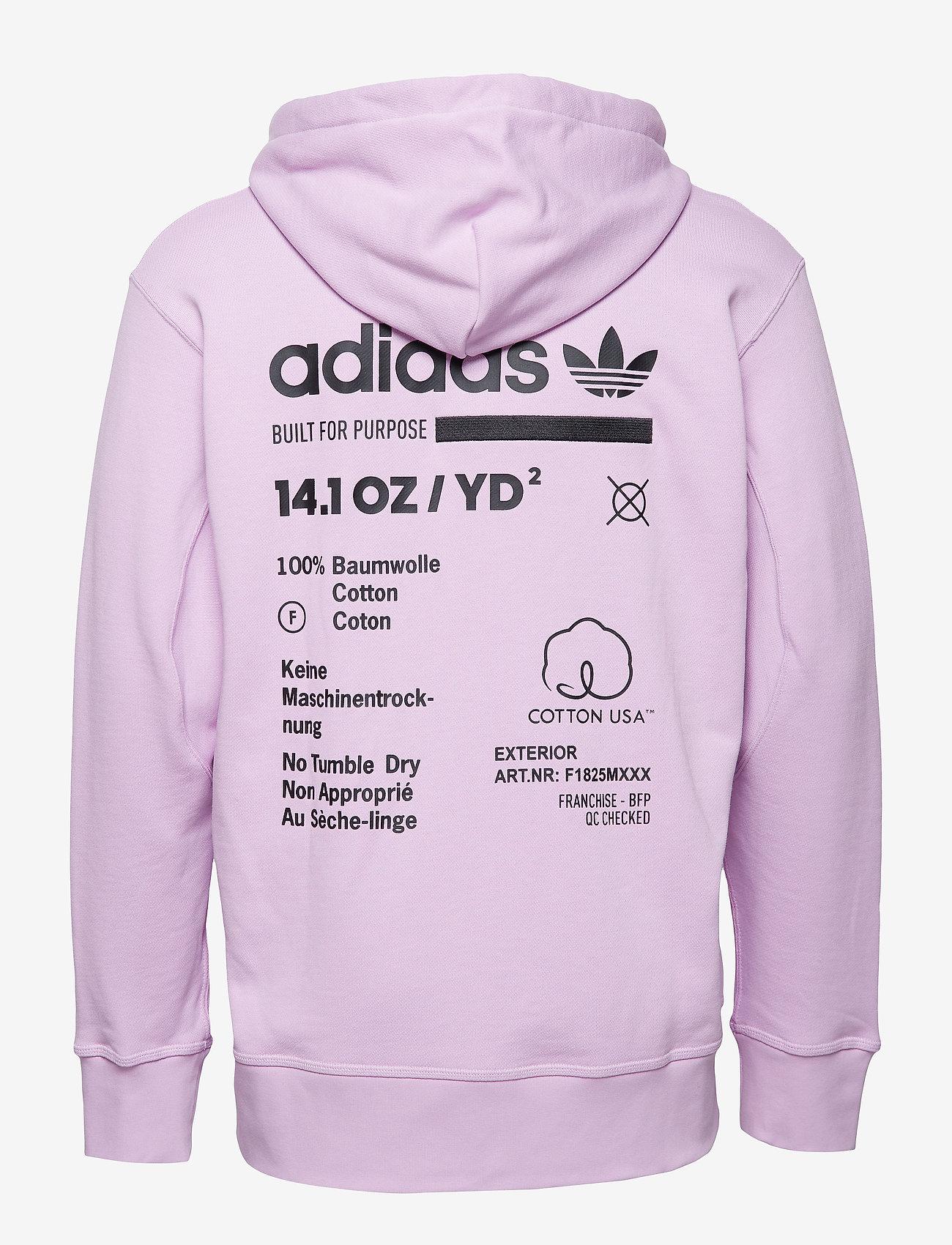 adidas Originals - KAVAL FZ HOODY - hoodies - clelil