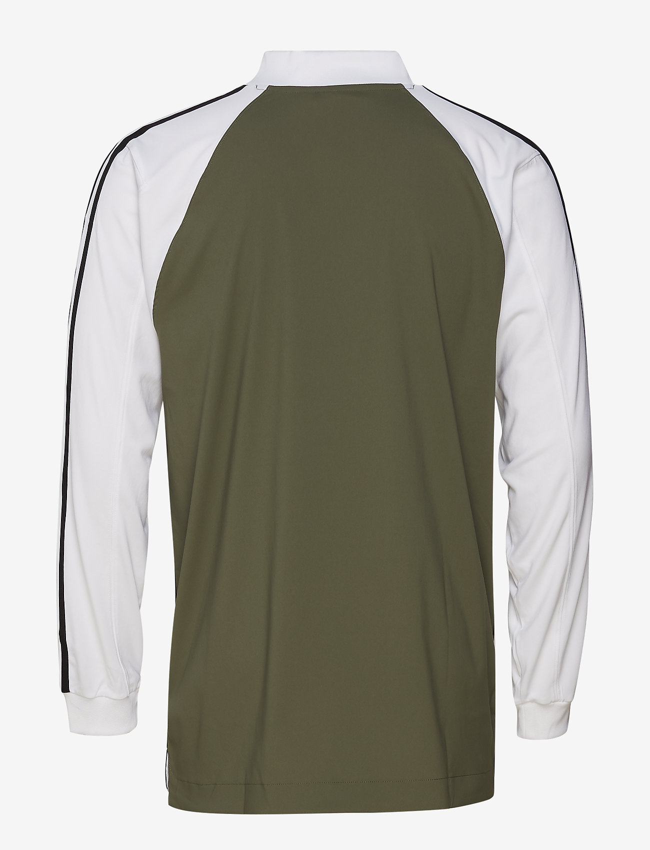 adidas Originals - B SIDE LS JRSY2 - sweatshirts - basgrn