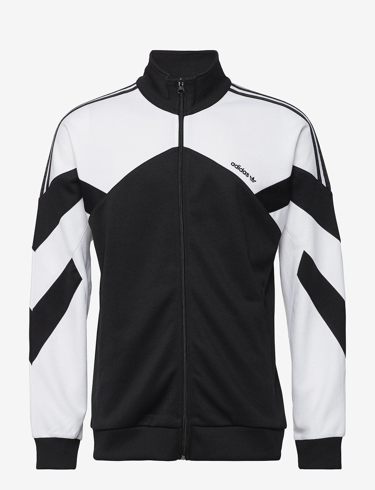 adidas Originals - Palmeston TT - track jackets - black/white