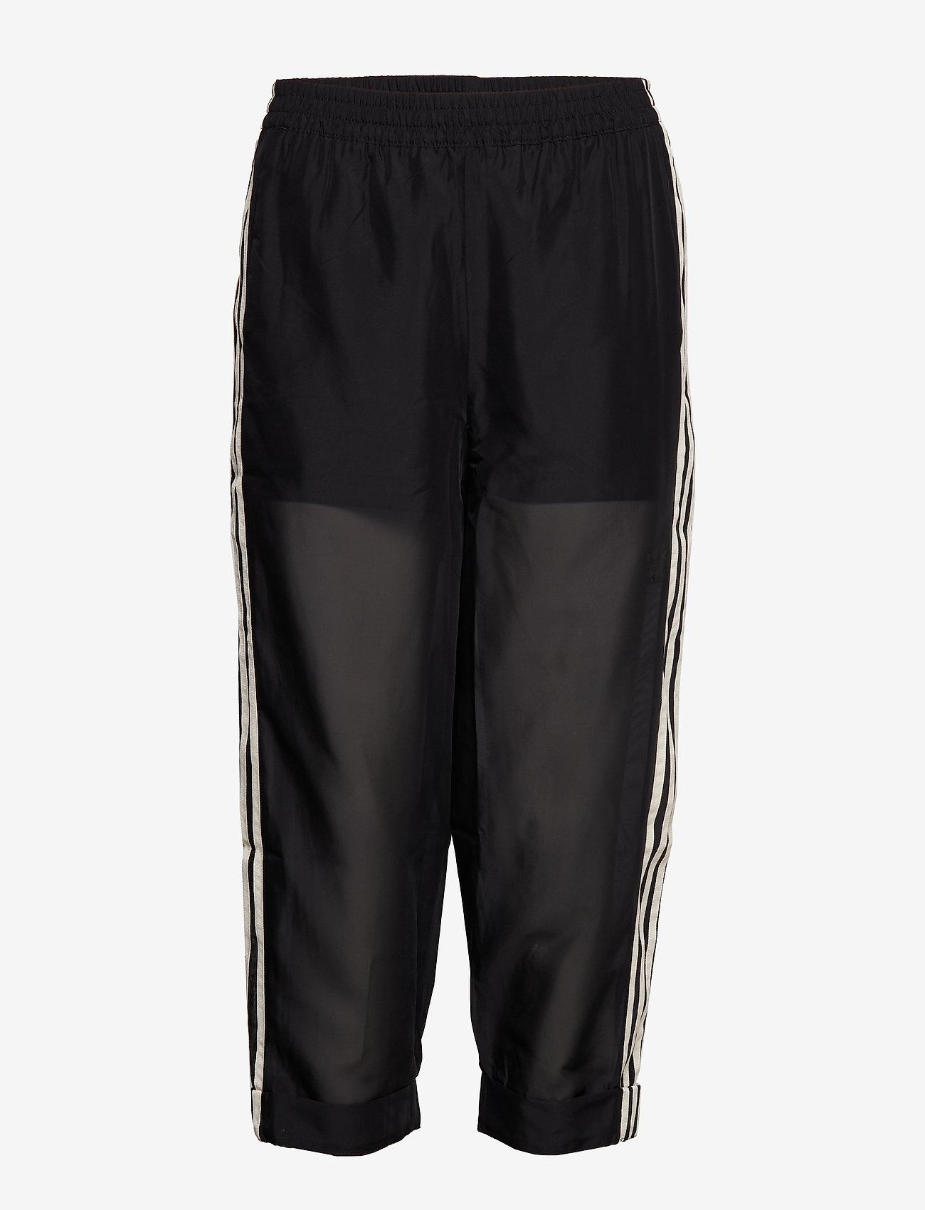 adidas Originals TRACK PANTS - Spodnie dresowe BLACK - Kobiety Odzież.