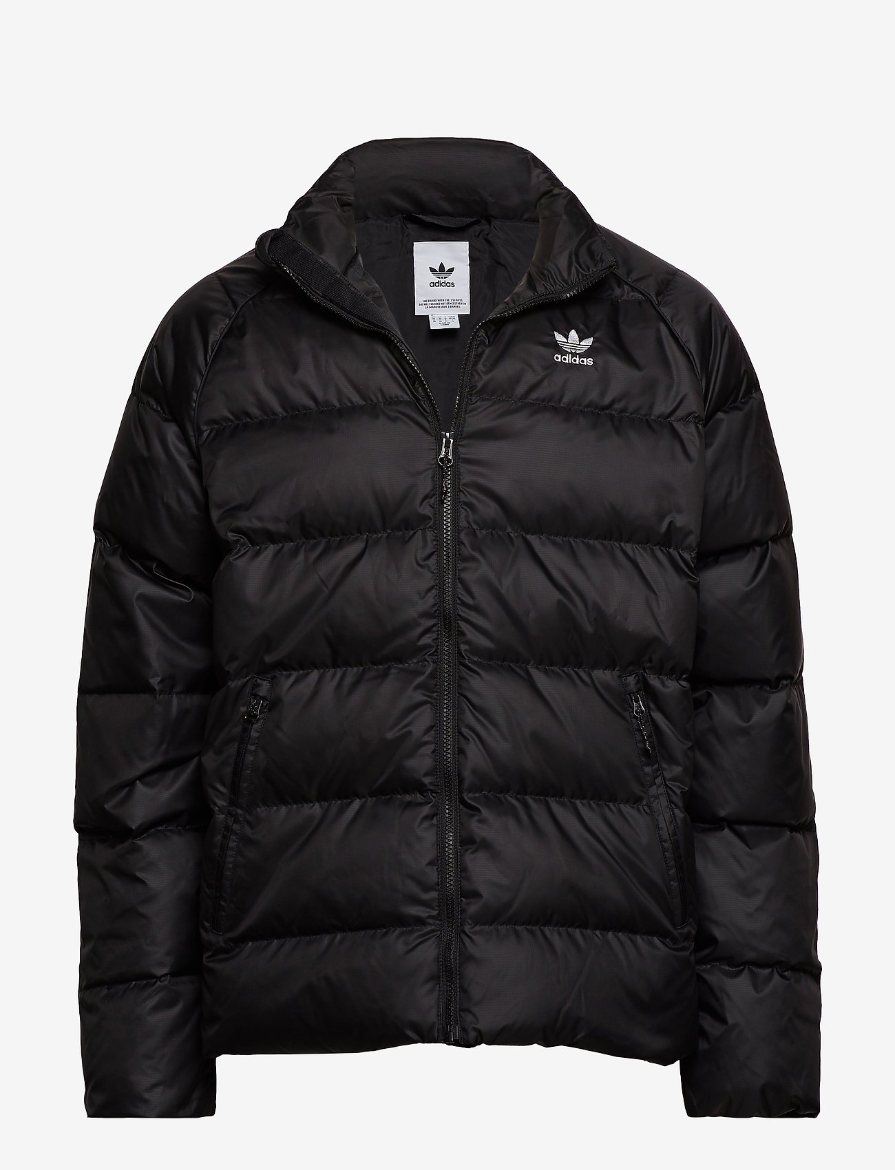 adidas Originals - JACKET DOWN - kurtki puchowe - black - 1