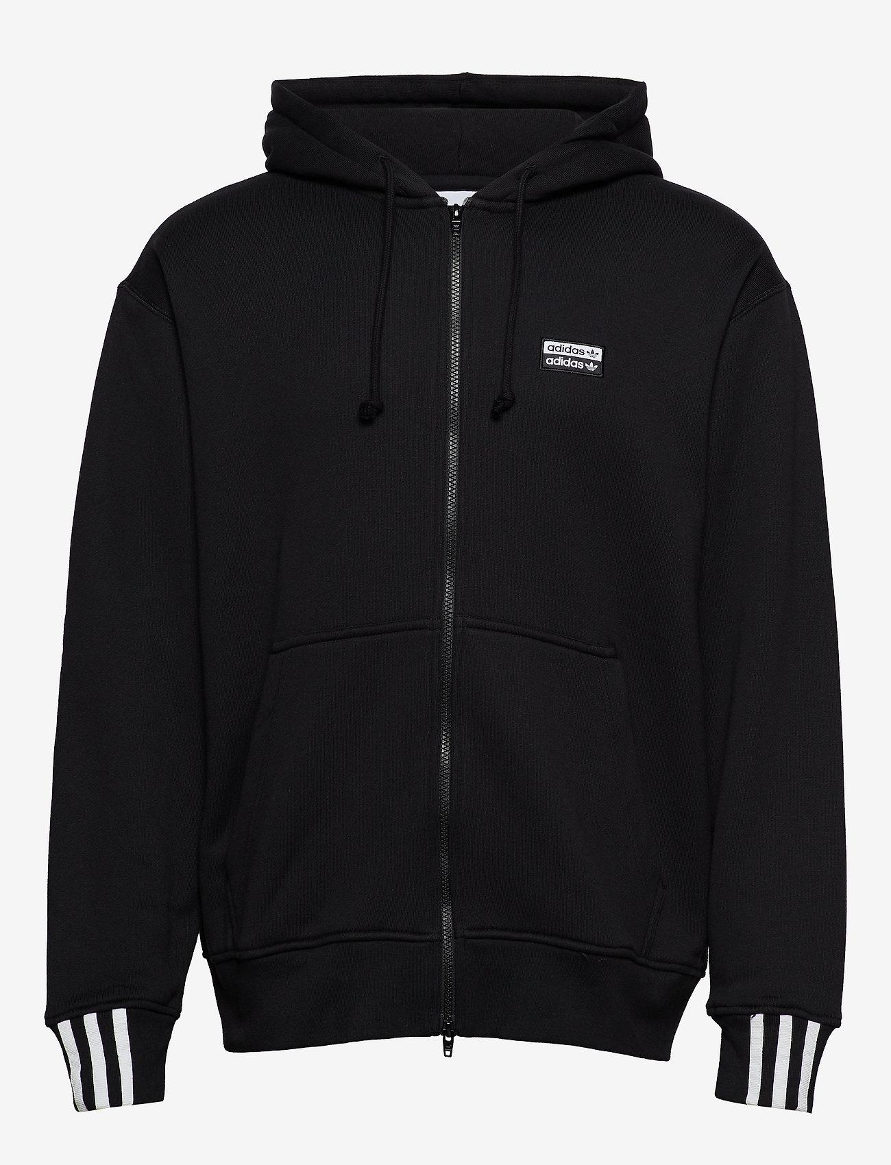 Vocal Fz Hoody (Black) - adidas Originals C0Mqmx