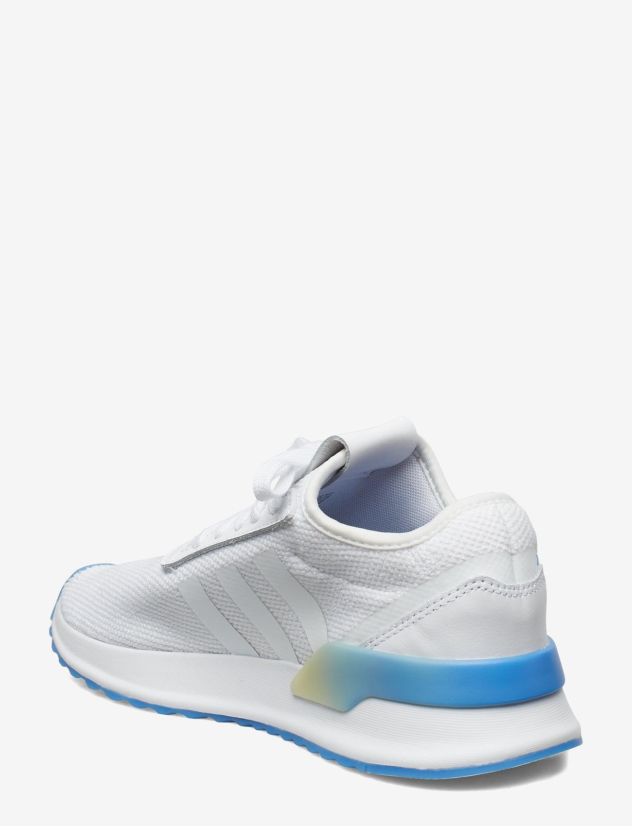 U_path X W (Ftwwht/reablu/ngtmet) - adidas Originals