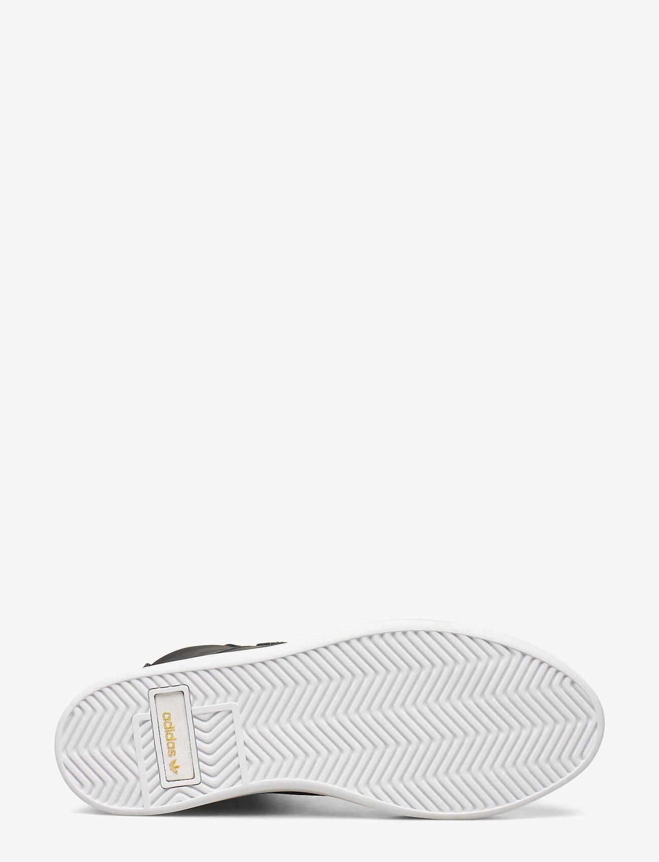 Adidas Sleek Mid W (Cblack/cblack/crywht) (799 kr) - adidas Originals