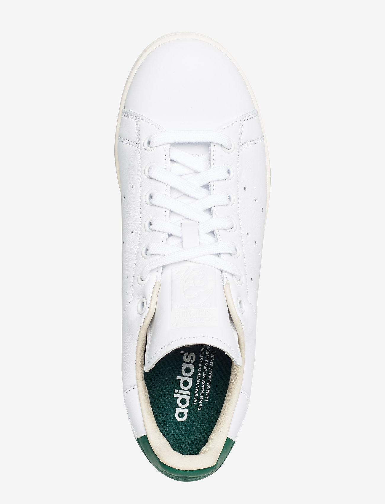 Stan Smith (Ftwwht/cgreen/owhite) - adidas Originals