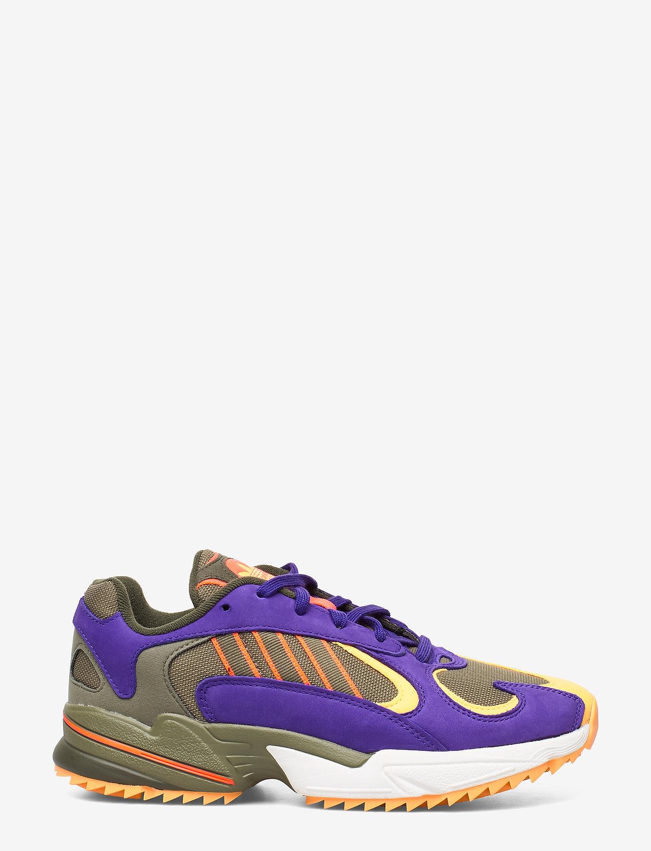 Yung-1 Trail (Rawkha/rawkha/solred) - adidas Originals
