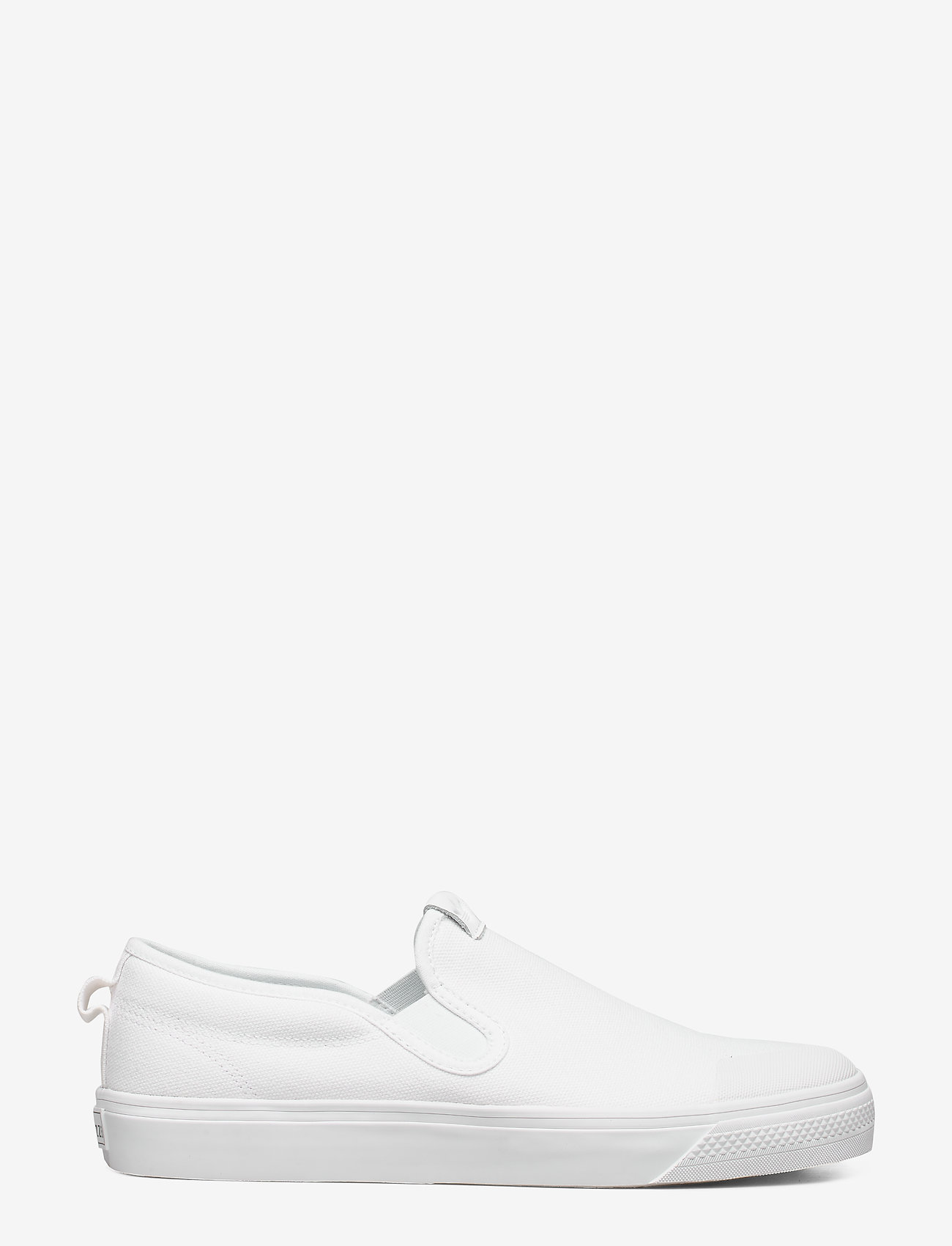 adidas Originals - NIZZA SLIP ON - baskets slip-ons - ftwwht/ftwwht/ftwwht - 1
