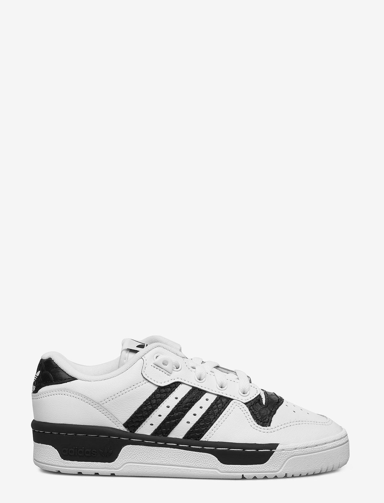 Adidas Originals Rivalry Low W - Sneakers Ftwwht/ftwwht/cblack