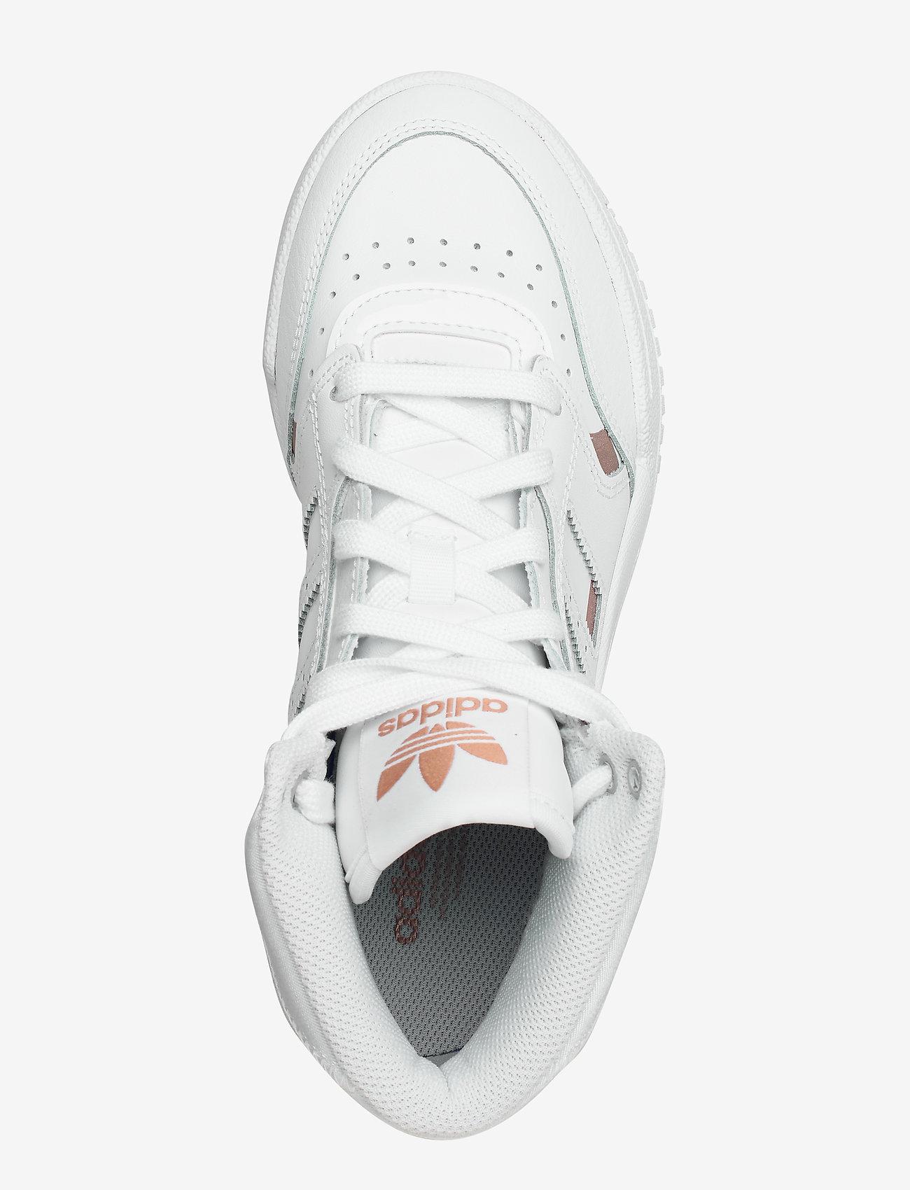 Adidas Originals Drop Step W - Sneakers Ftwwht/coppmt/ftwwht
