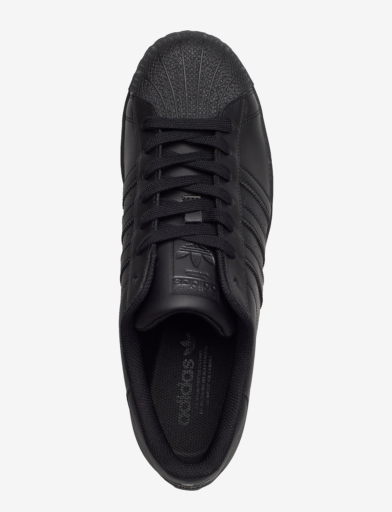 Superstar (Cblack/cblack/cblack) - adidas Originals