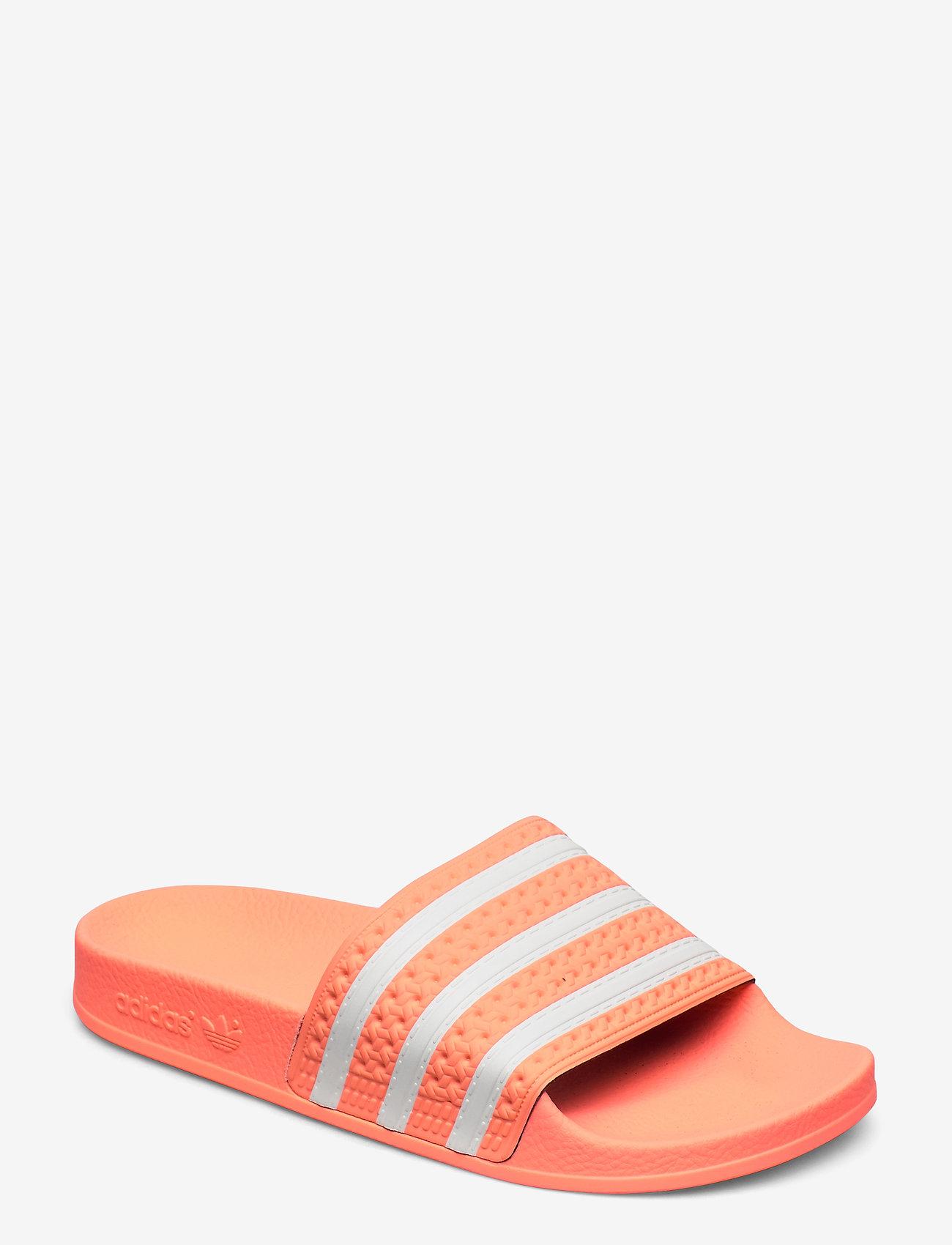 adidas Originals - Adilette Slides W - baskets - seflor/ftwwht/seflor - 0