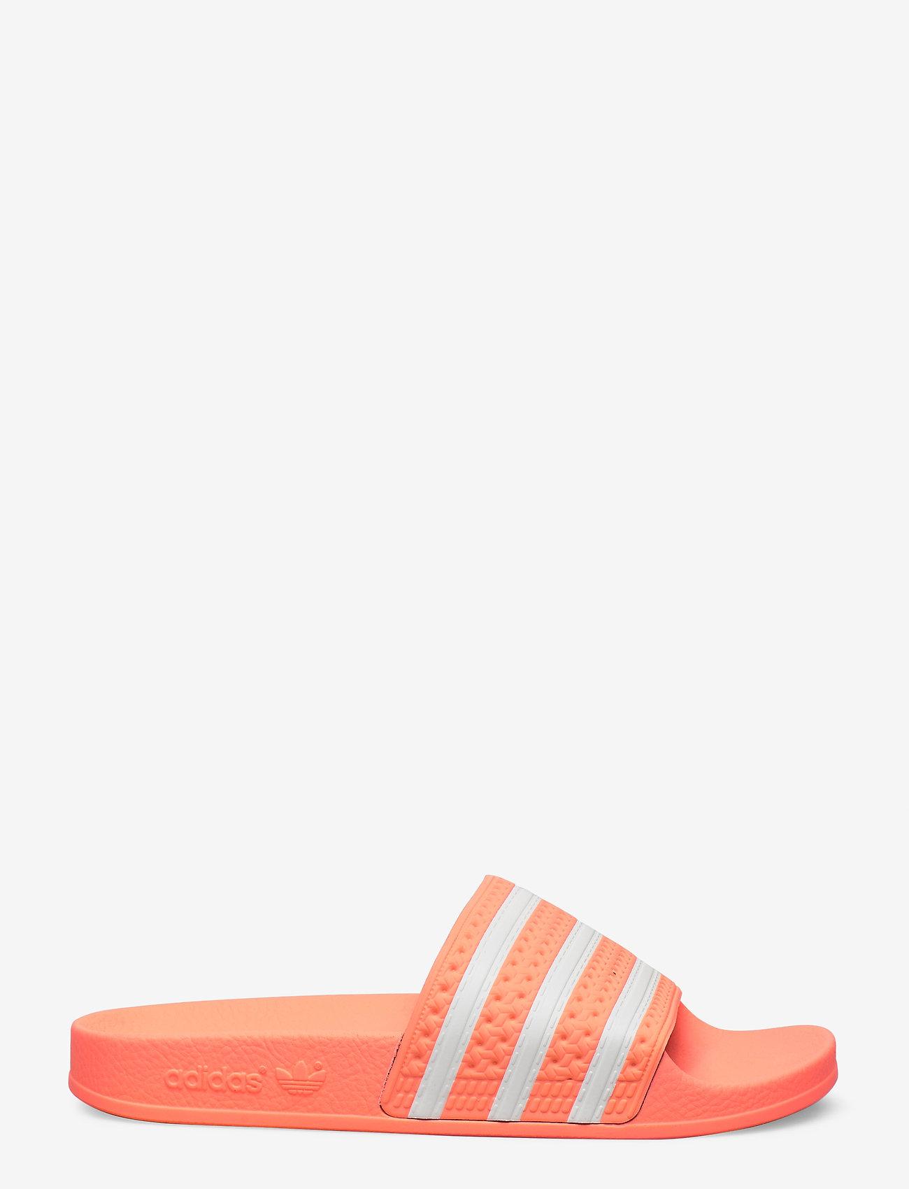 adidas Originals - Adilette Slides W - baskets - seflor/ftwwht/seflor - 1