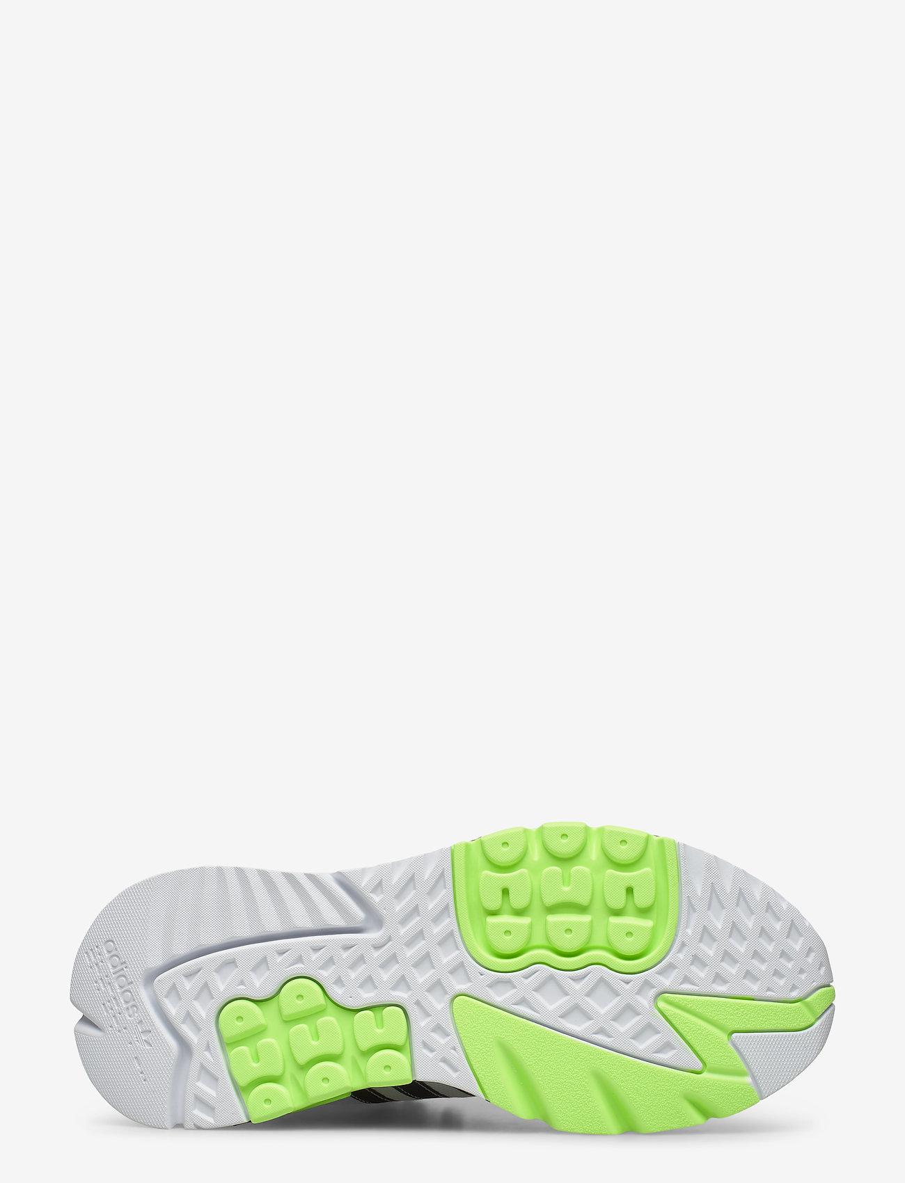 Nite Jogger (Ftwwht/cblack/siggnr) - adidas Originals