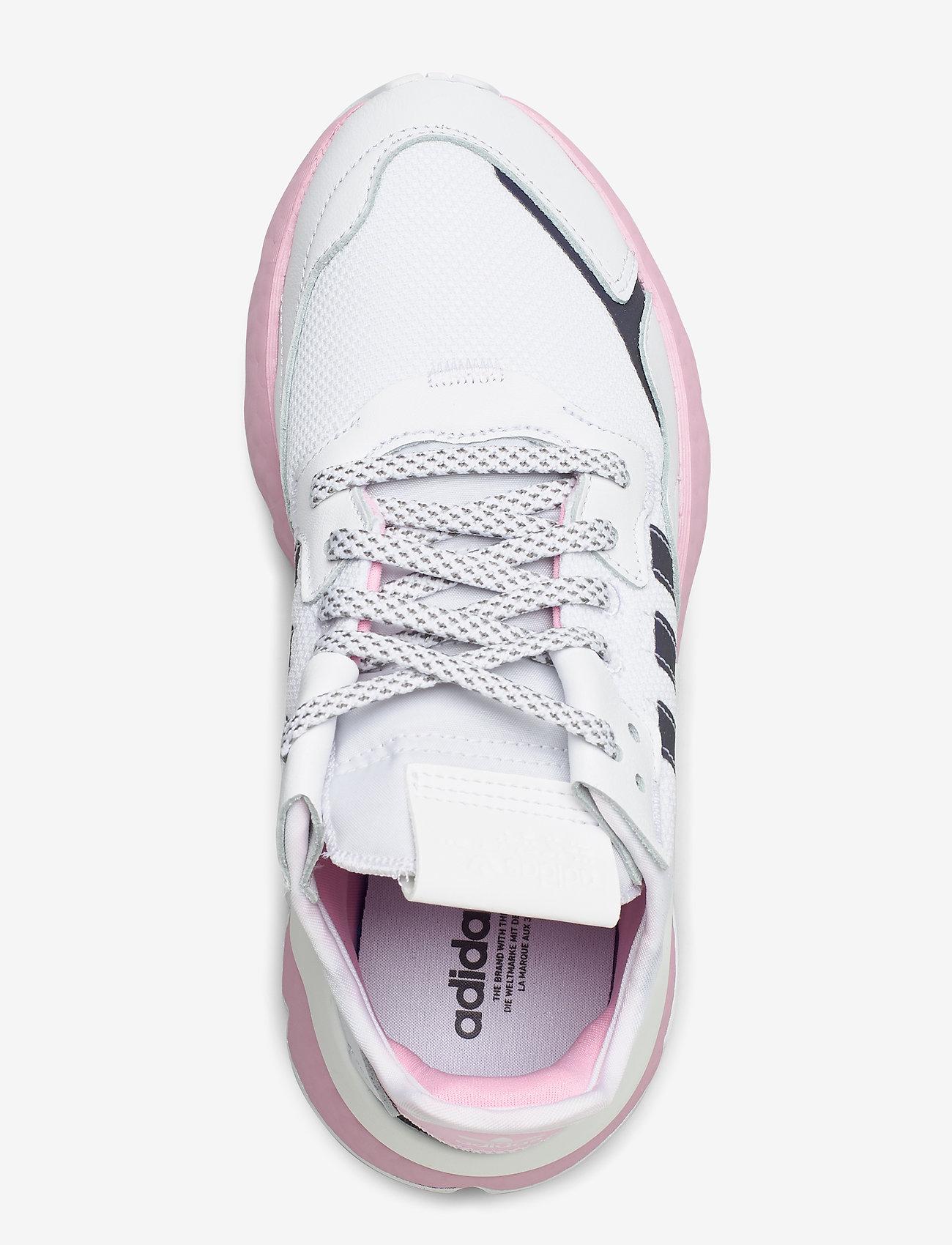Nite Jogger W (Ftwwht/trupnk/cblack) - adidas Originals