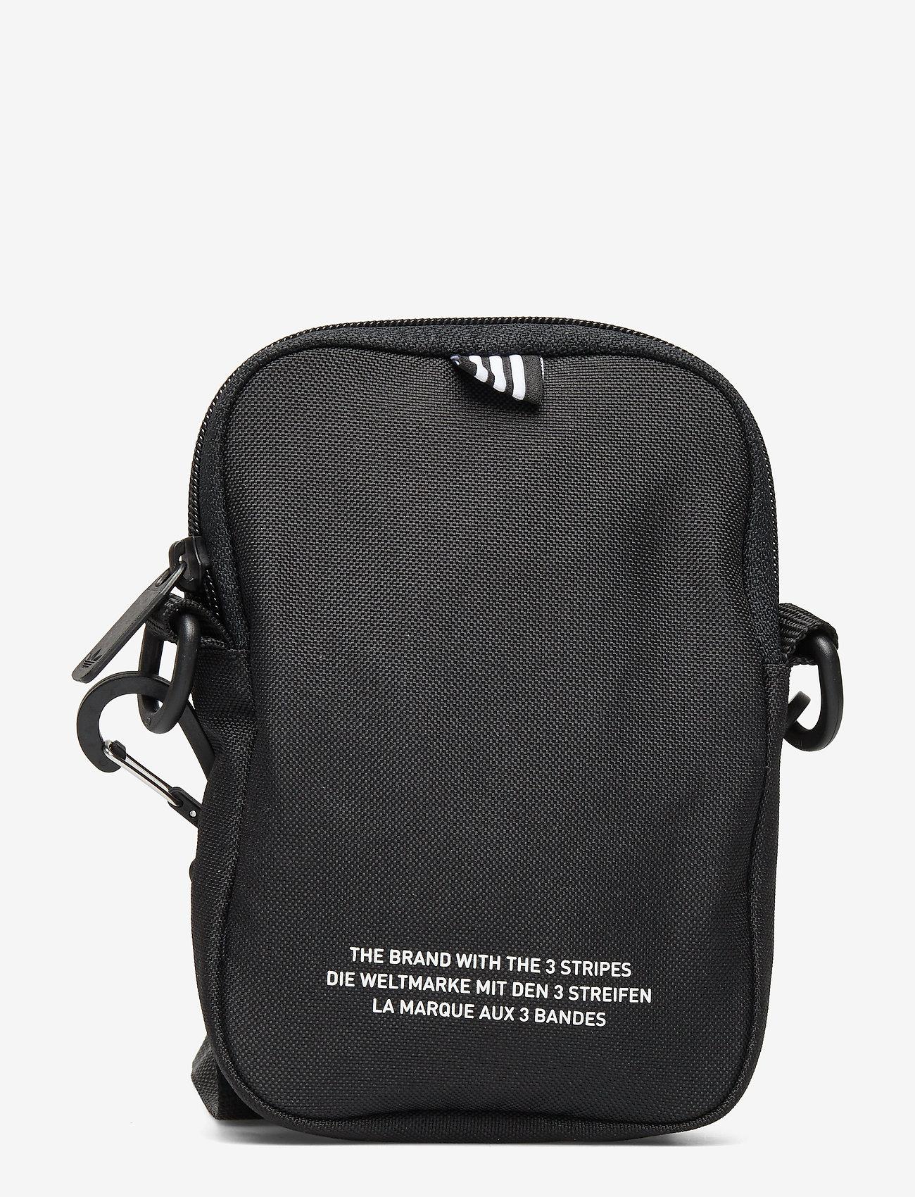adidas Originals - Trefoil Festival Bag - crossbody bags - black - 1