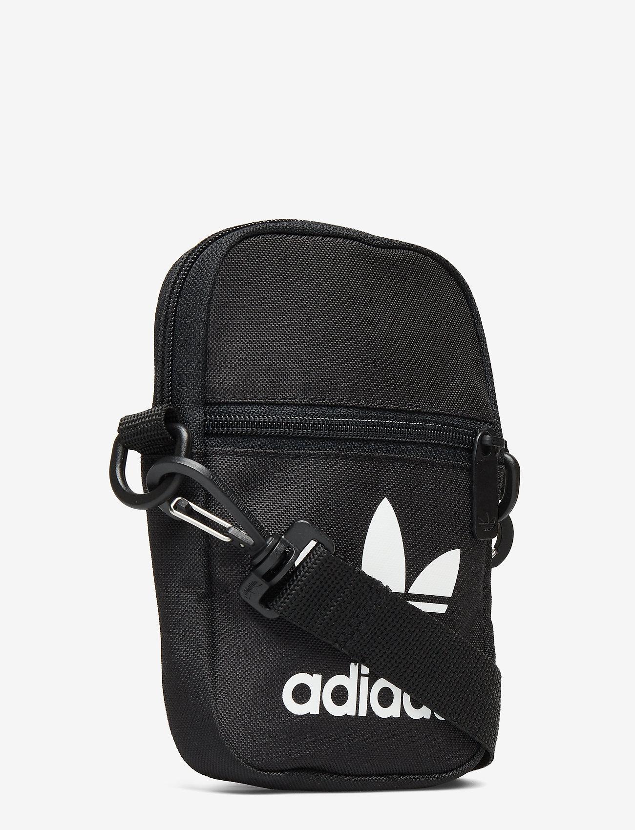 adidas Originals FEST BAG TREF - Torby na ramię BLACK - Torby