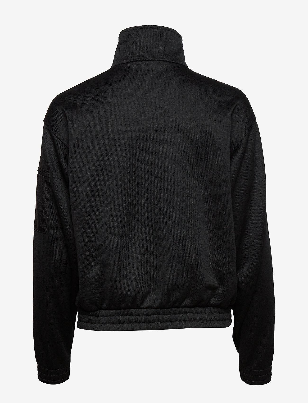 adidas Originals - TRACKTOP - svetarit - black - 1