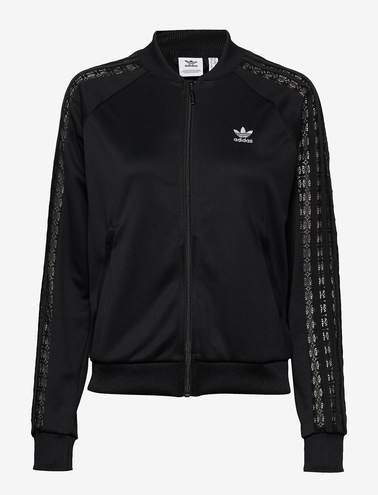 Tracktop (Black) - adidas Originals TEfJMv