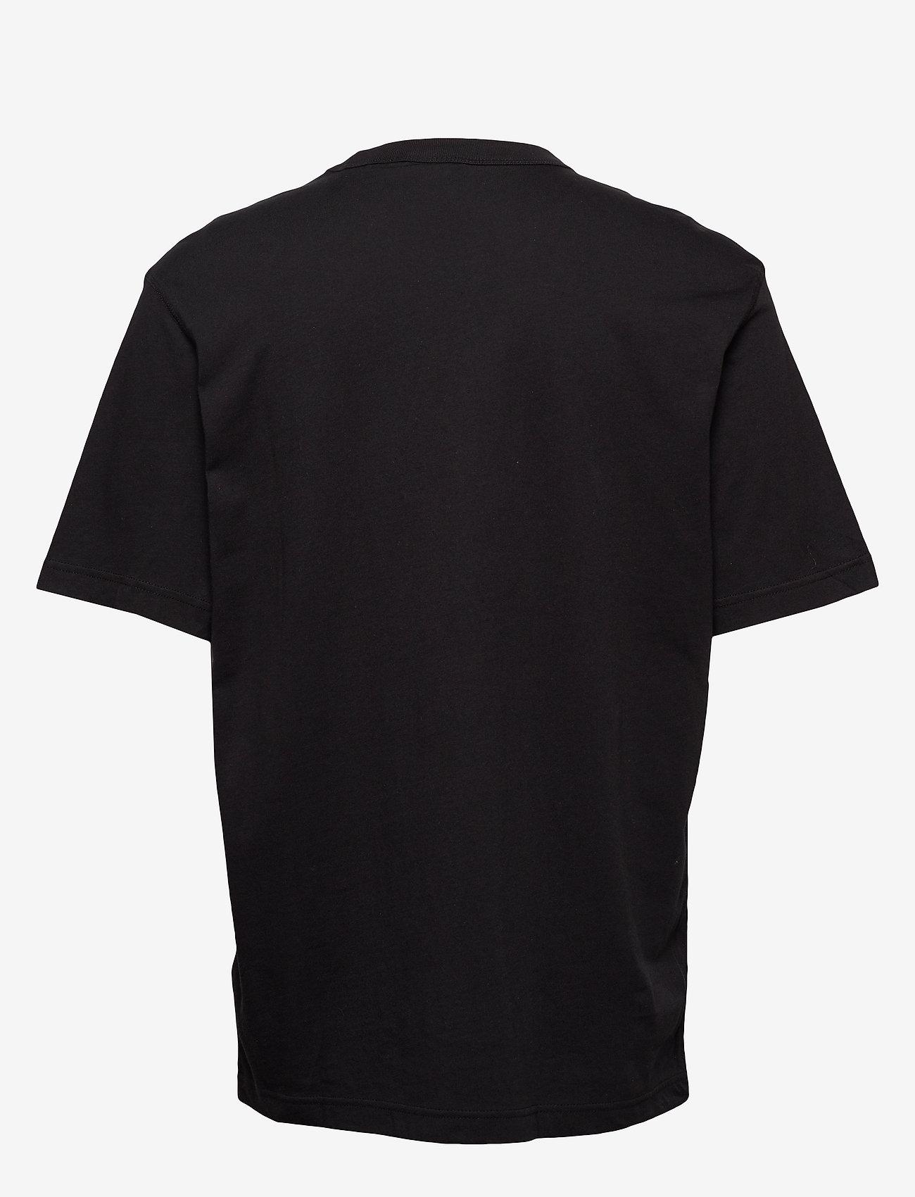 adidas Originals F TEE - T-skjorter BLACK - Menn Klær