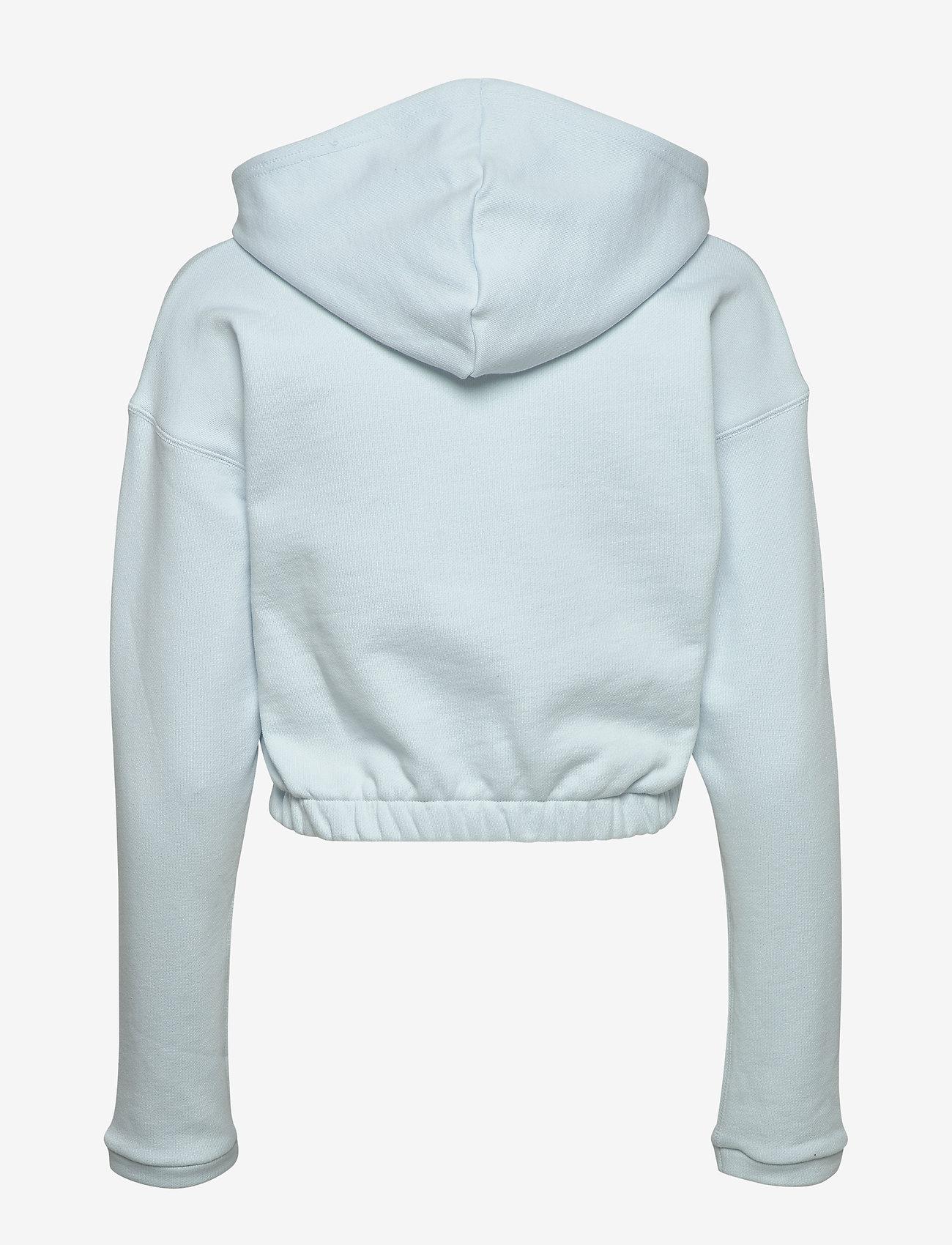 Cropped Hoodie (Skytin) (549 kr) - adidas Originals