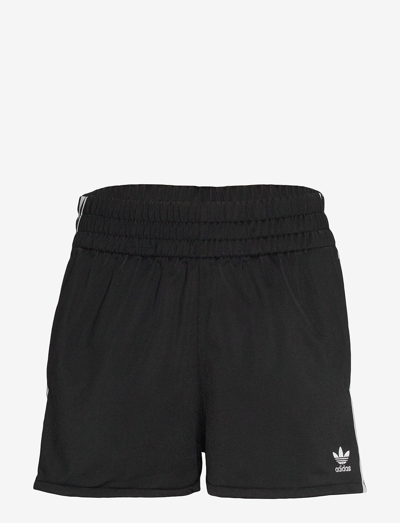 adidas Originals - 3 STR SHORT - træningsshorts - black/white - 1
