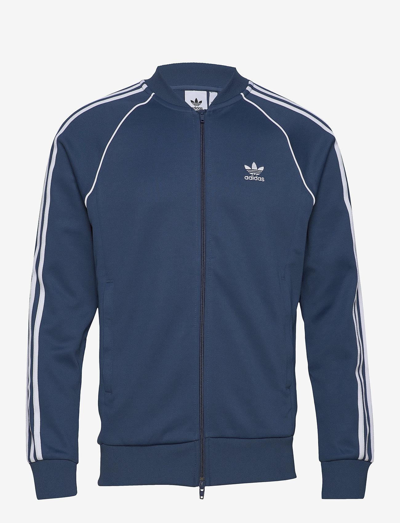 adidas Originals - SST TT - podstawowe bluzy - nmarin - 1