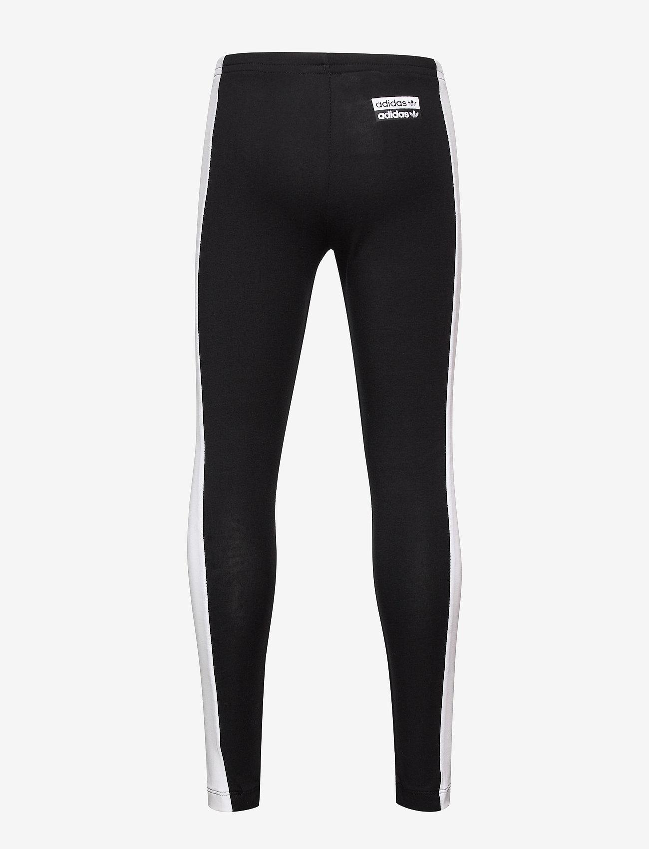 Adidas Originals Leggings - Nederdelar Black/white