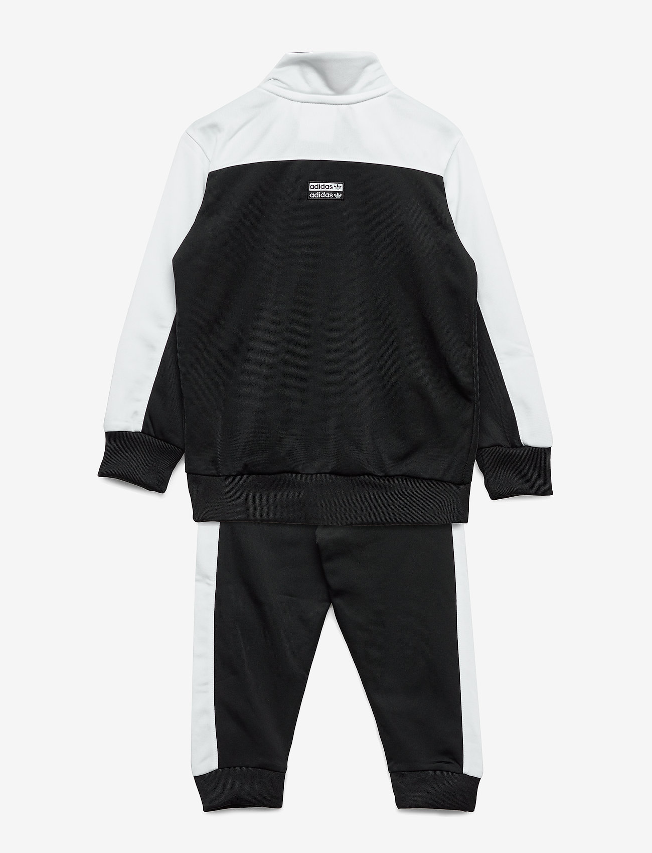 adidas Originals - TRACKSUIT - dresy - black/white - 1