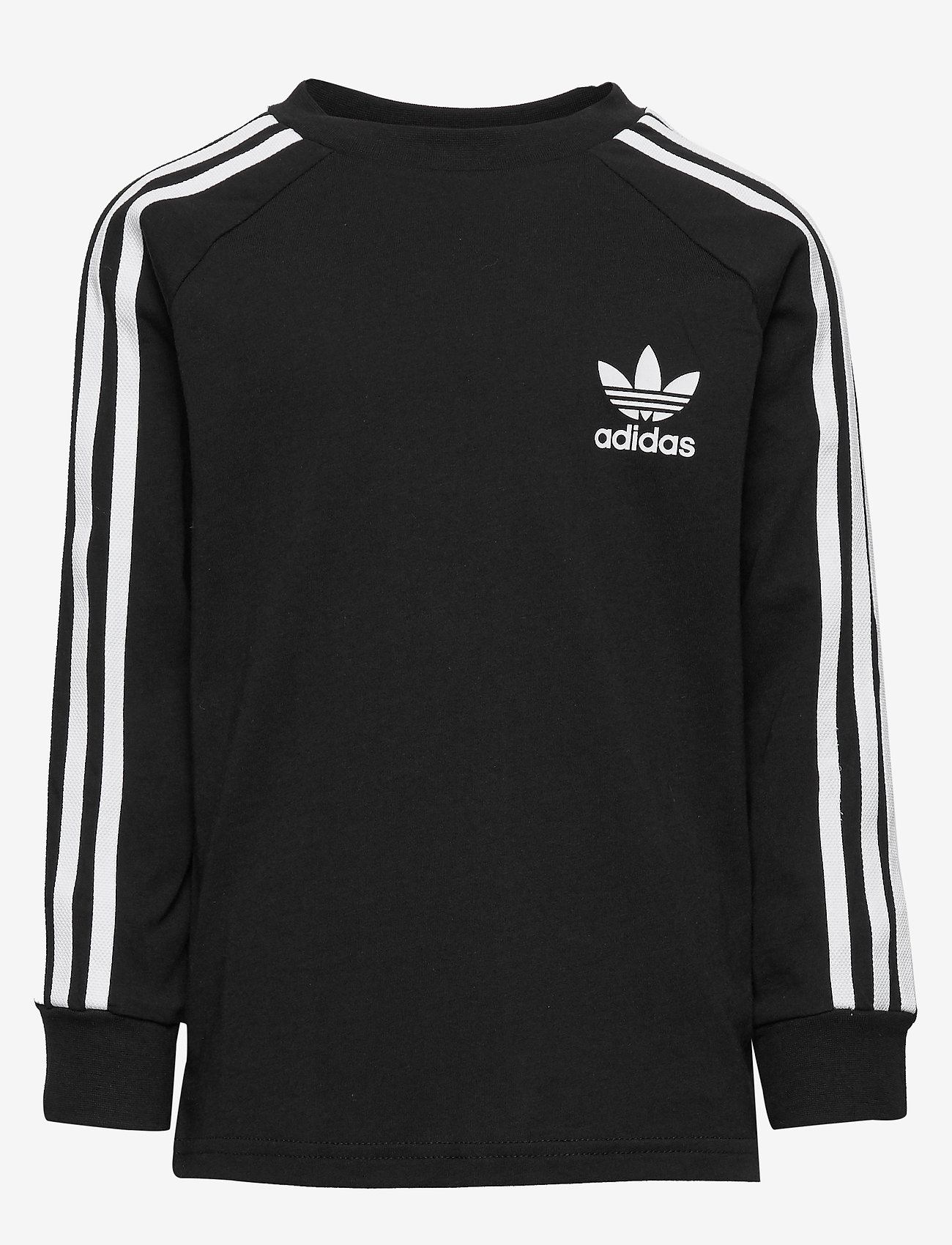 adidas Originals 3-stripes Tee - Long-sleeved t-shirts | Boozt.com