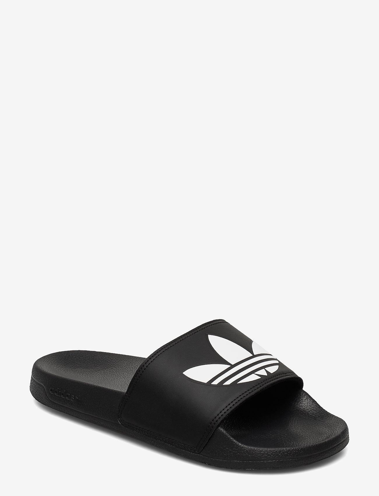 adidas Originals - Adilette Lite Slides - sneakers - cblack/ftwwht/cblack - 0