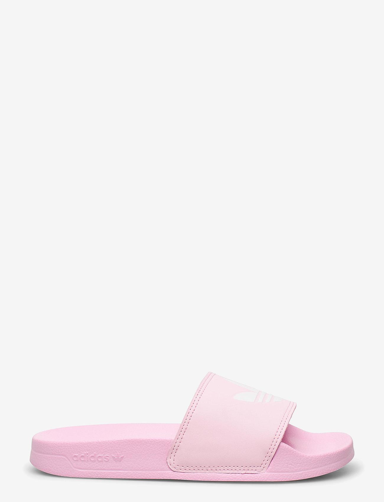adidas Originals - ADILETTE LITE W - tennarit - trupnk/ftwwht/trupnk - 1